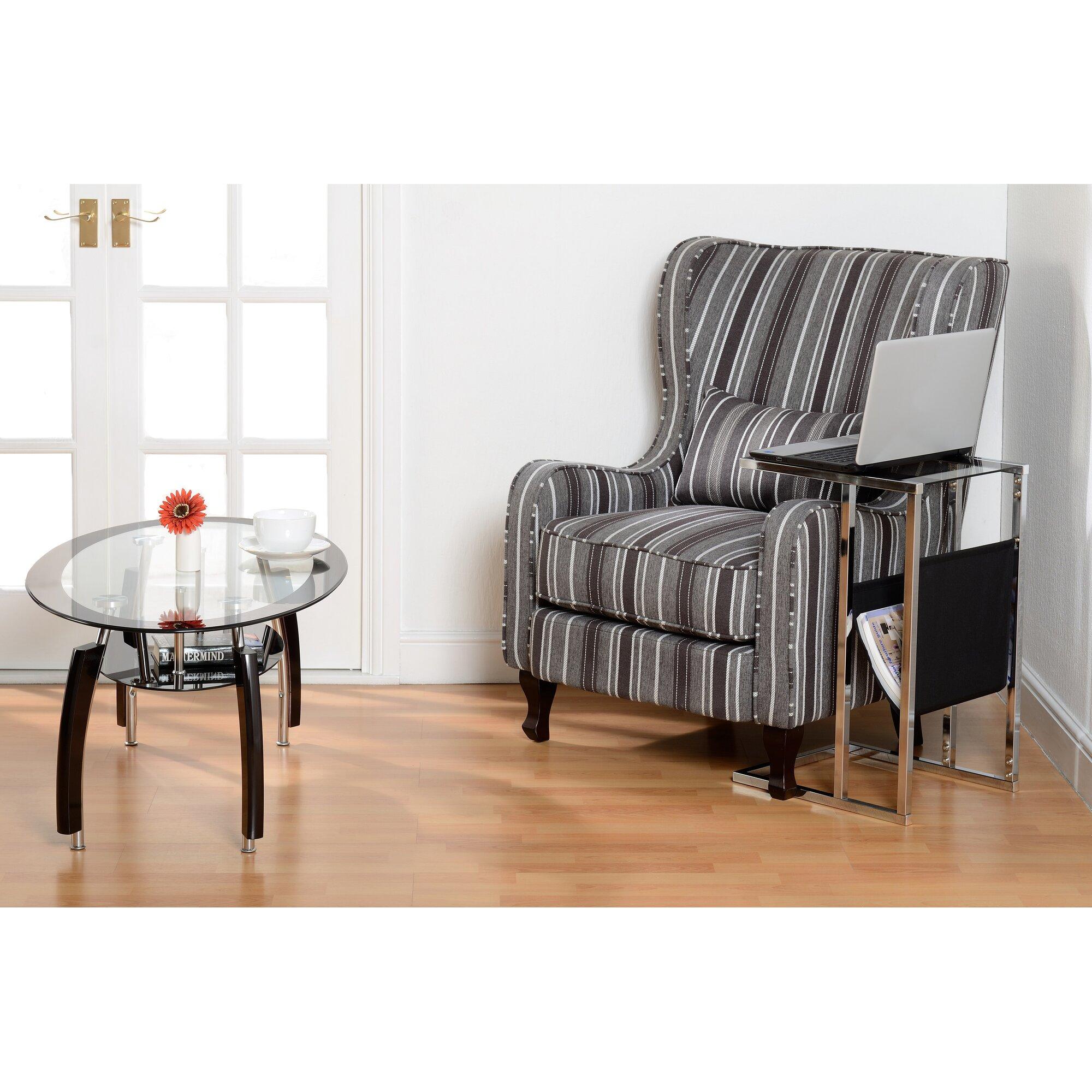 home loft concept beistelltisch portia mit stauraum bewertungen. Black Bedroom Furniture Sets. Home Design Ideas