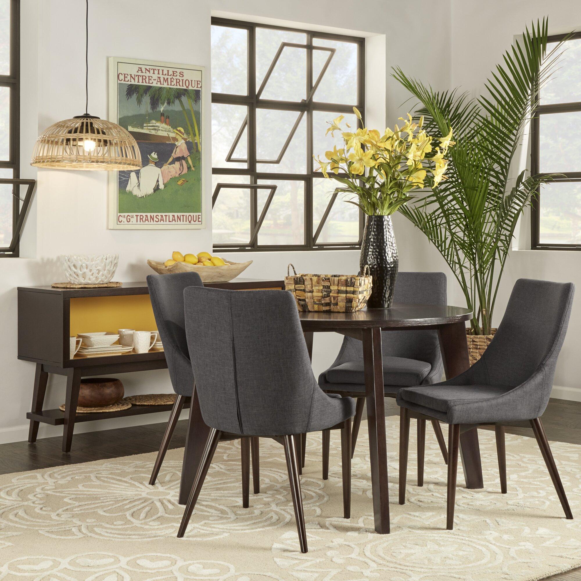 Dining Room Sets 5 Piece: 5-Piece Mayela Dining Set & Reviews
