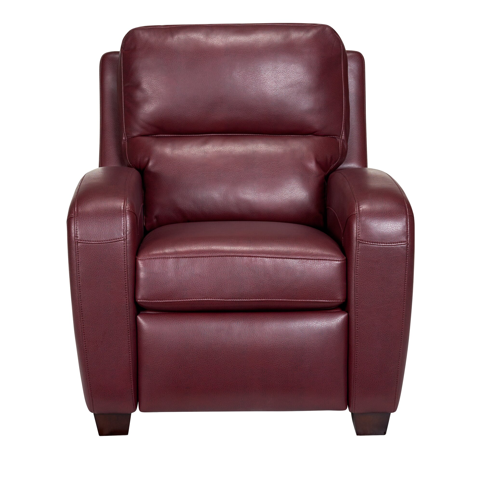 small recliner chairs for rvs harrison wall hugger recliners  - small apartment size recliners you ll love wayfair