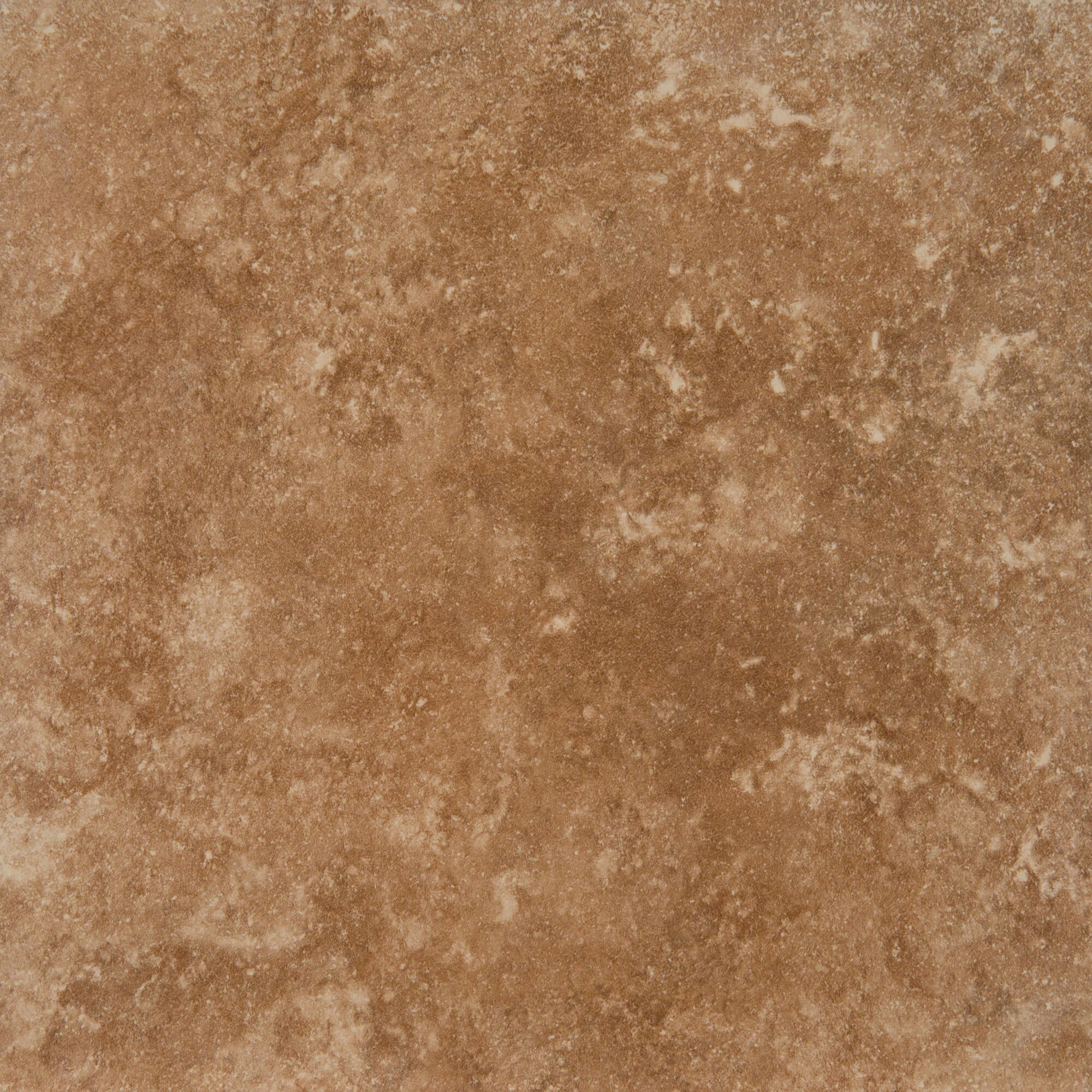 Msi Travertino 18 Quot X 18 Quot Porcelain Field Tile In Walnut