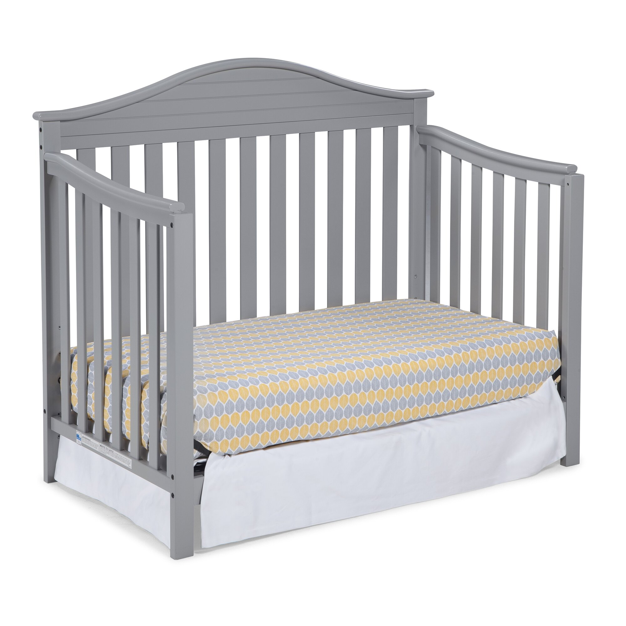 Harbor Lights: Graco Harbor Lights 4-in-1 Convertible Crib & Reviews