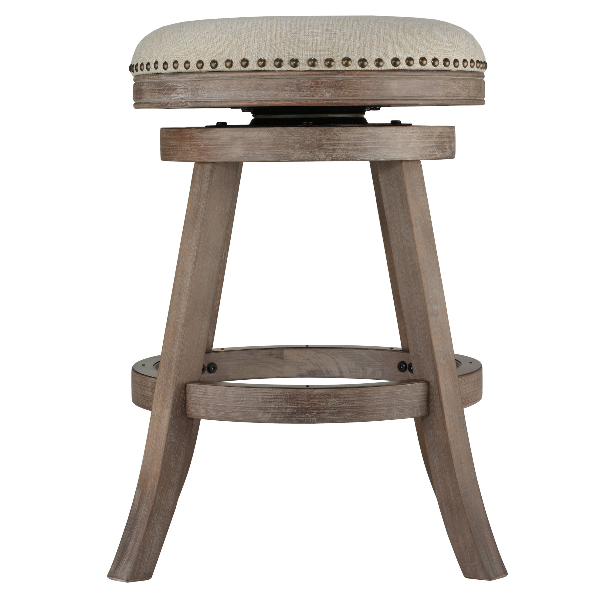 Cortesi Home 25 Quot Swivel Bar Stool Amp Reviews Wayfair