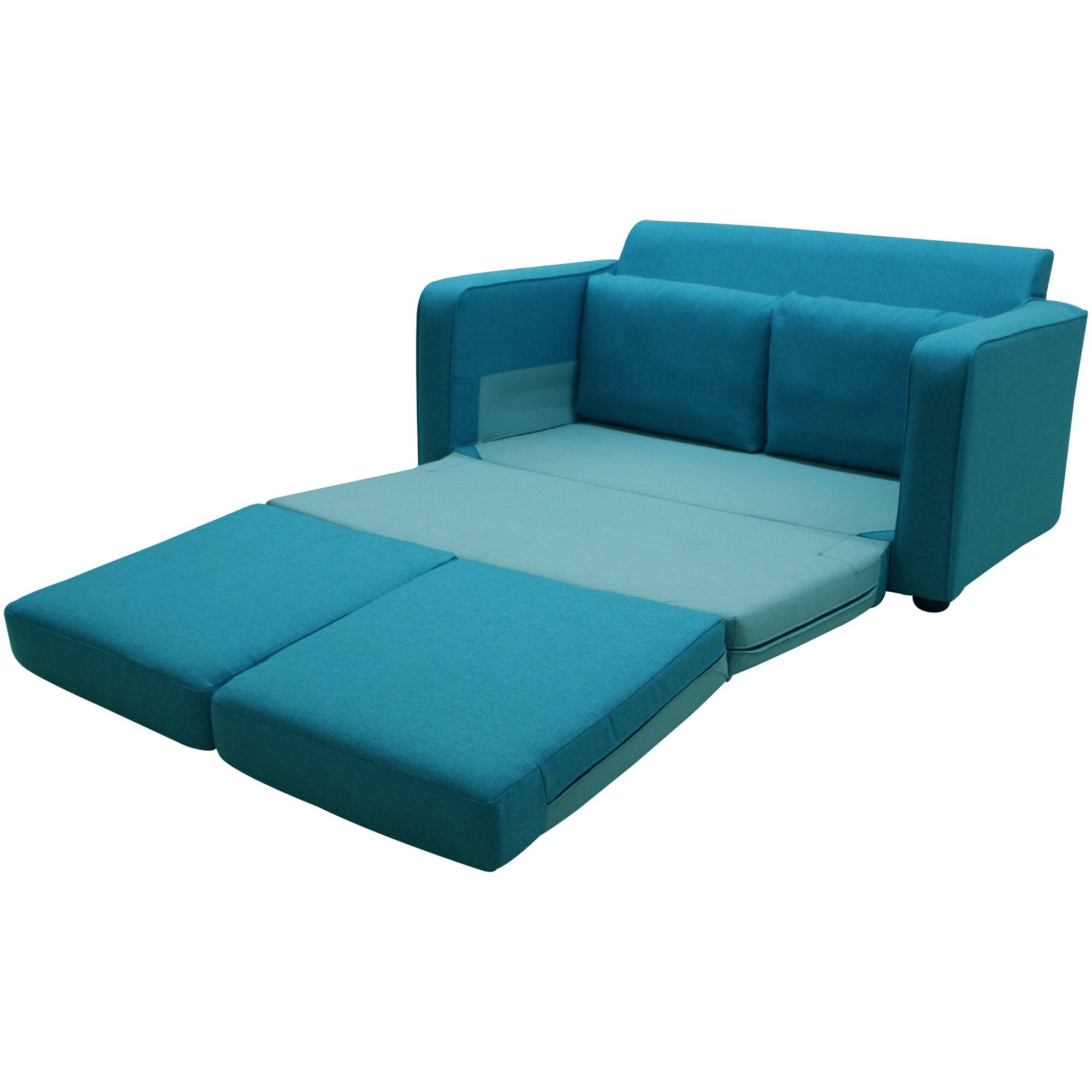 Latitude Run Lillian Ultra Lightweight Sleeper Sofa