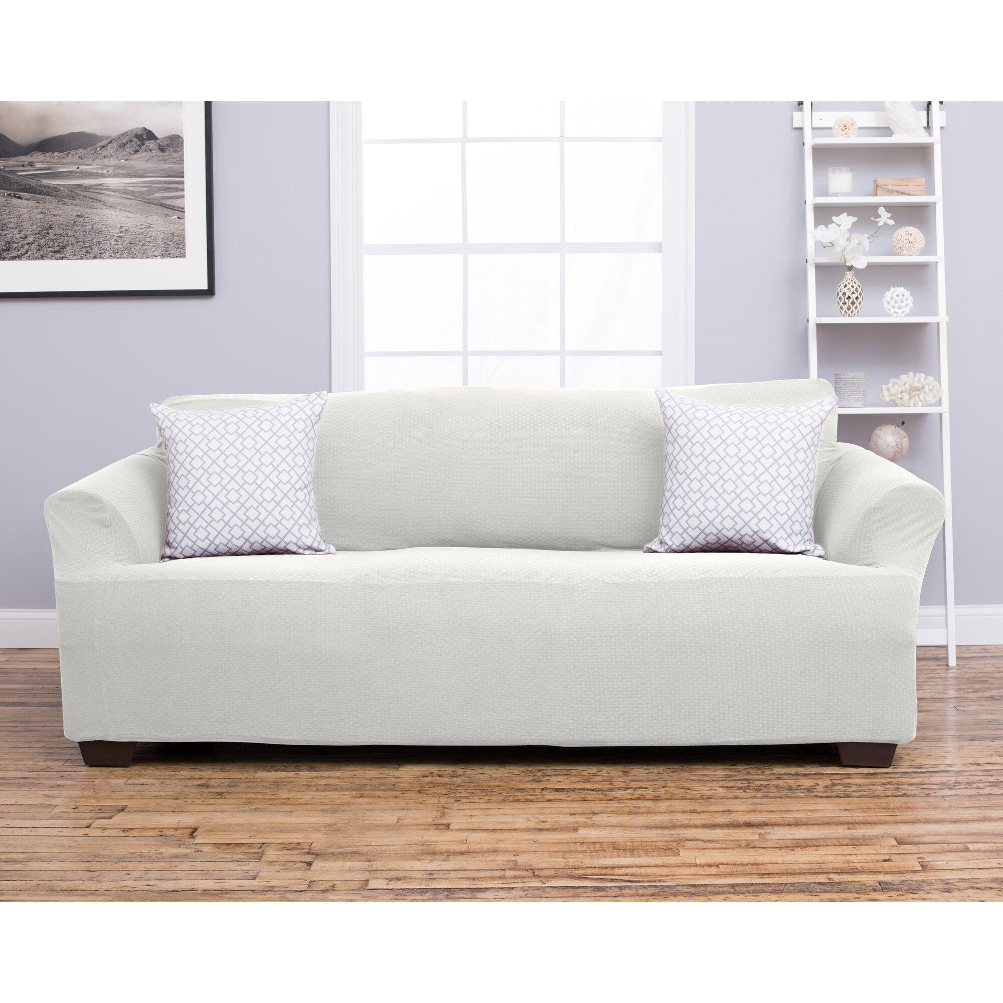 Three Cushion Sofa Cover Instasofas