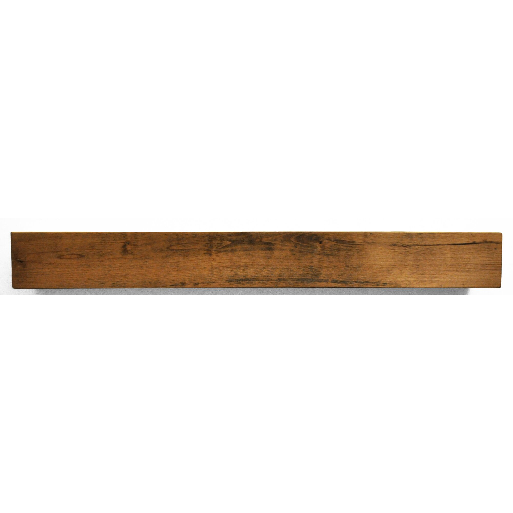 Dogberry collections modern farmhouse fireplace mantel shelf amp reviews wayfair ca