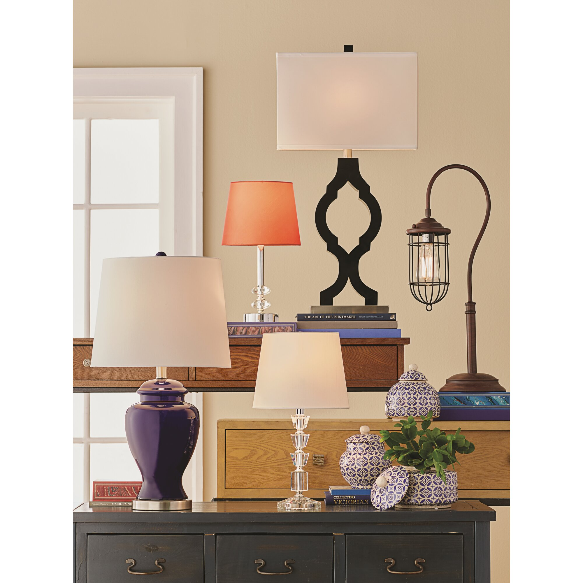 Ollie Table Lamp Amp Reviews Joss Amp Main