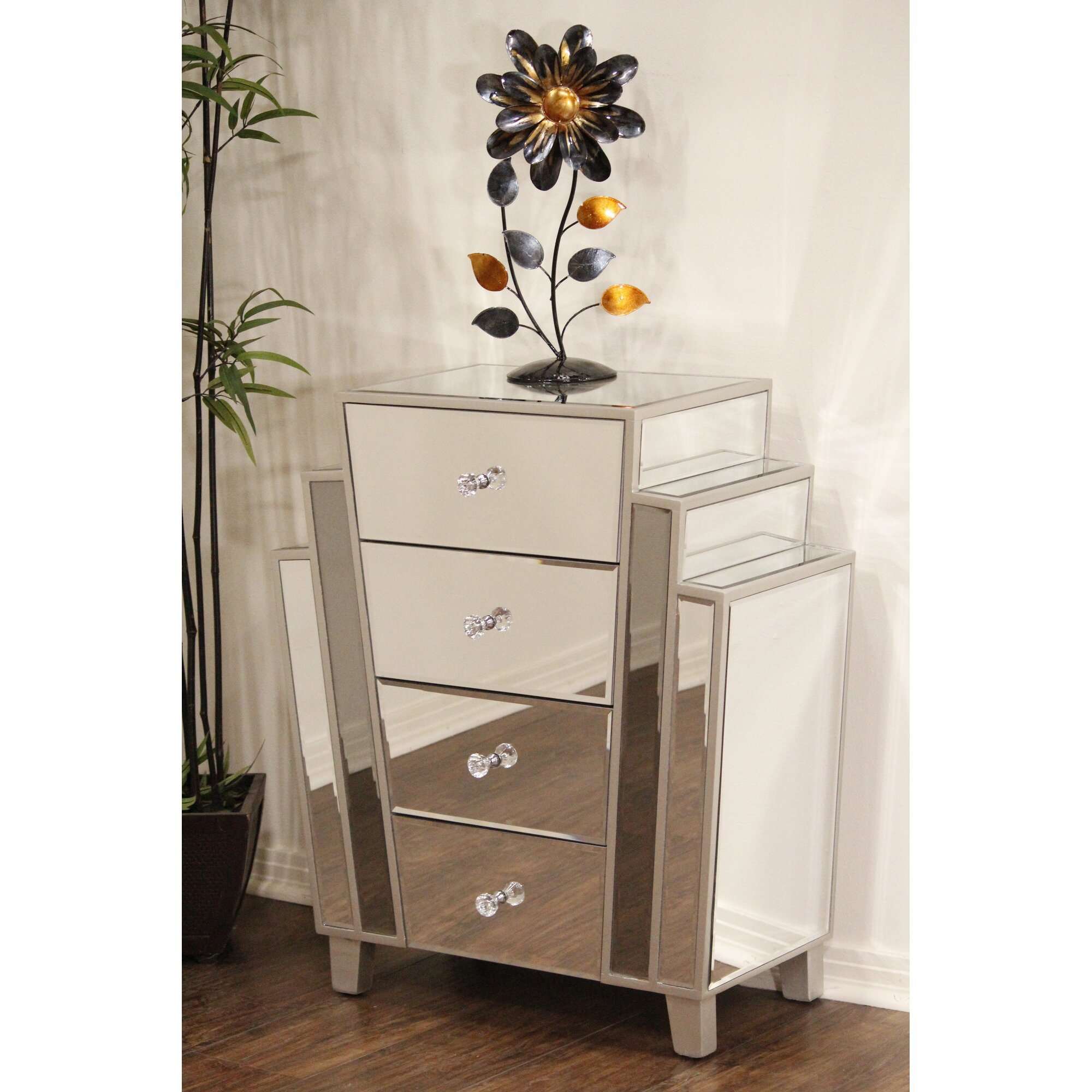 Heather Ann Marquee Art Decor Cabinet & Reviews
