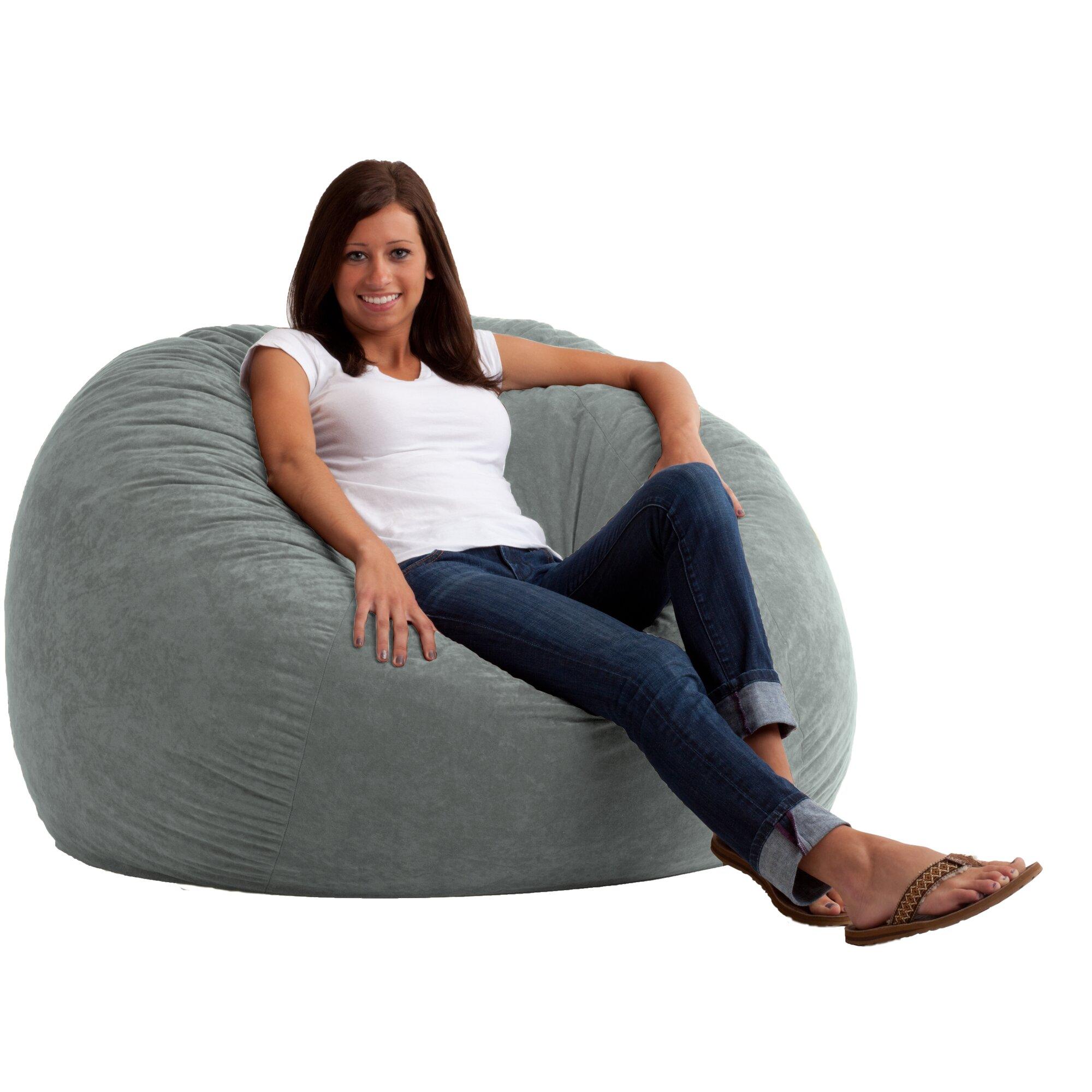 Comfort Research Fuf Bean Bag Chair Amp Reviews Wayfair Ca