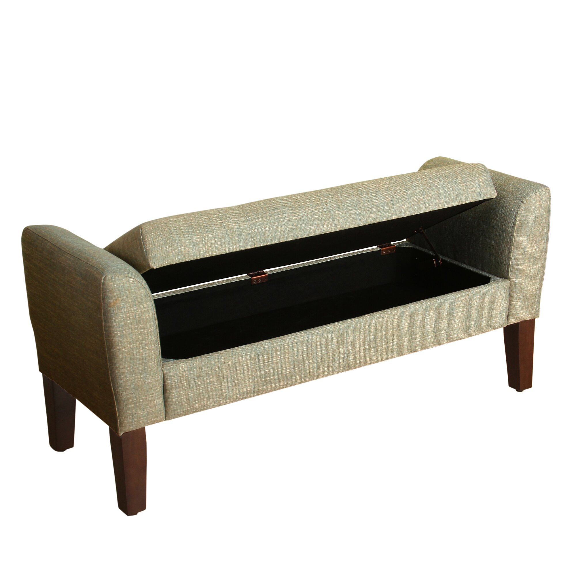 Three Posts Broadmeade Upholstered Storage Bedroom Bench Reviews