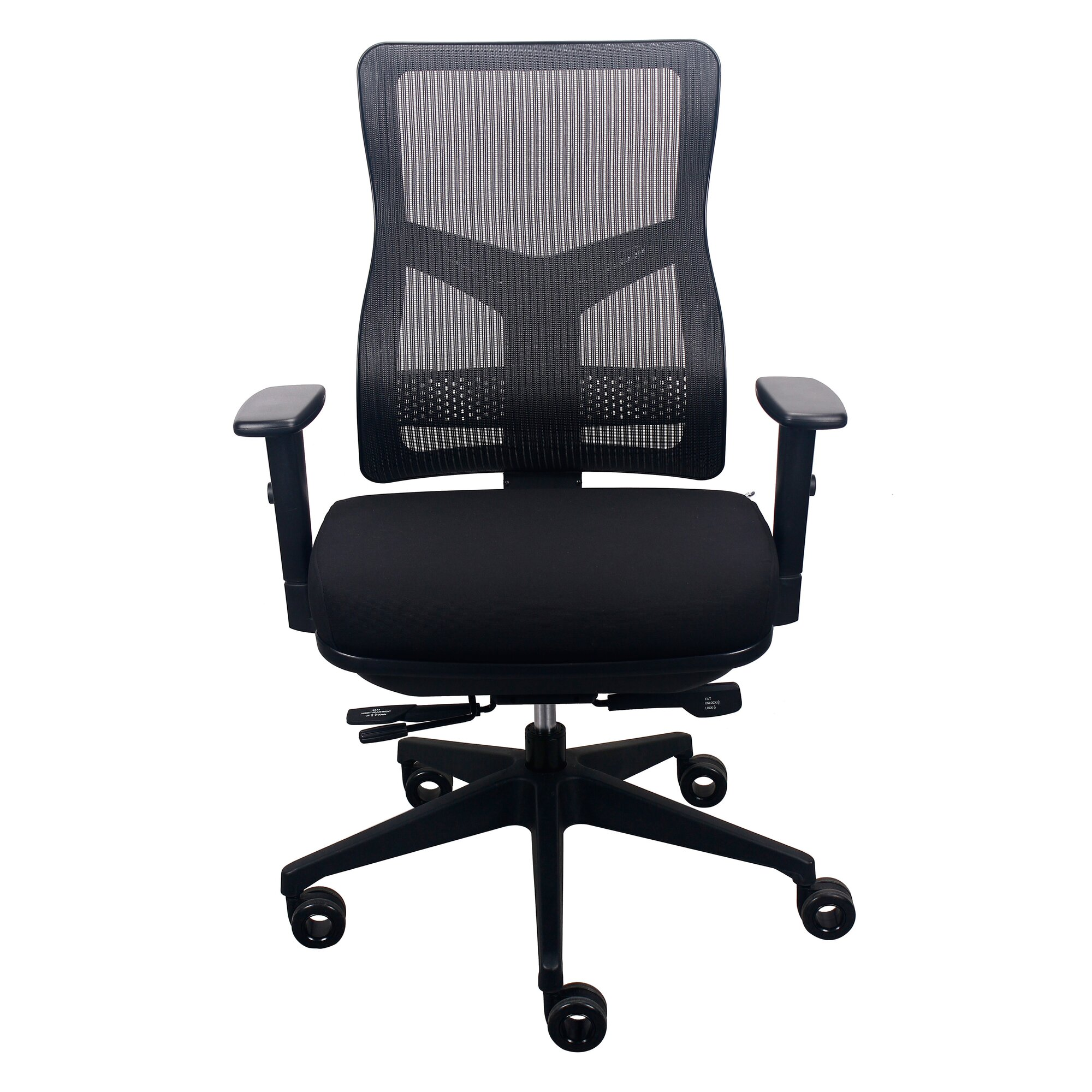 Tempur Pedic Ergonomic fice Chair Top Dx Racer Doheanr Racing