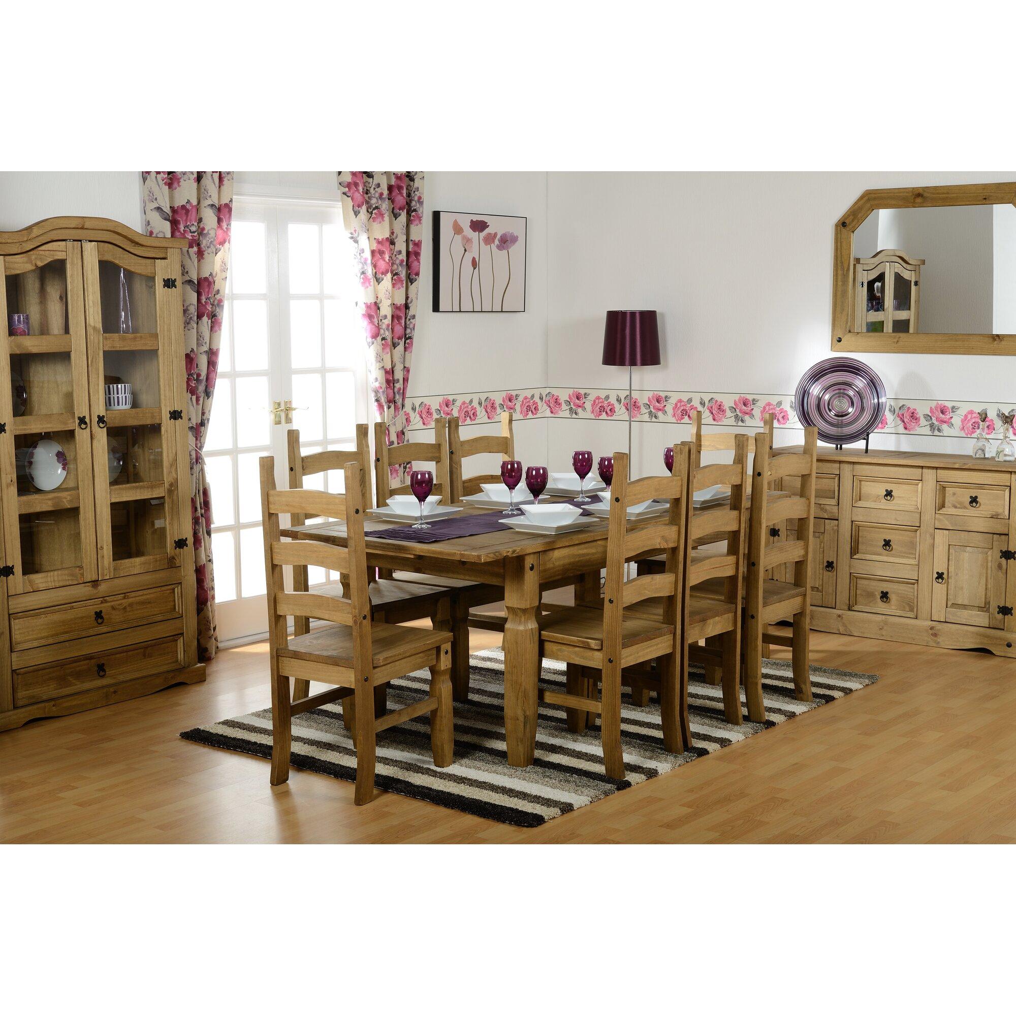 m hlenhaus essgruppe corona mit 6 st hlen bewertungen. Black Bedroom Furniture Sets. Home Design Ideas