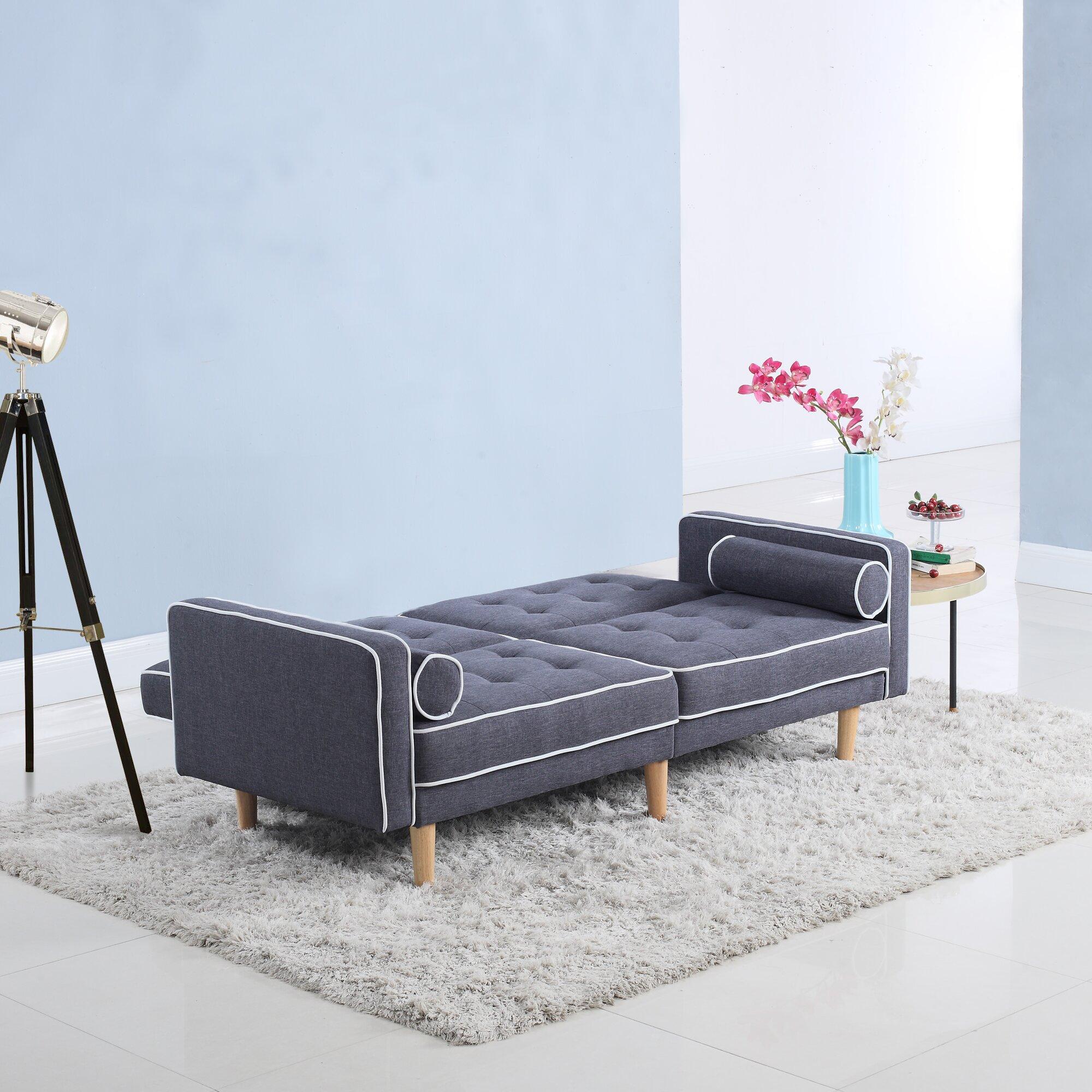 Convertible Sofa Reviews Leader Lifestyle Jensen 3 Seater