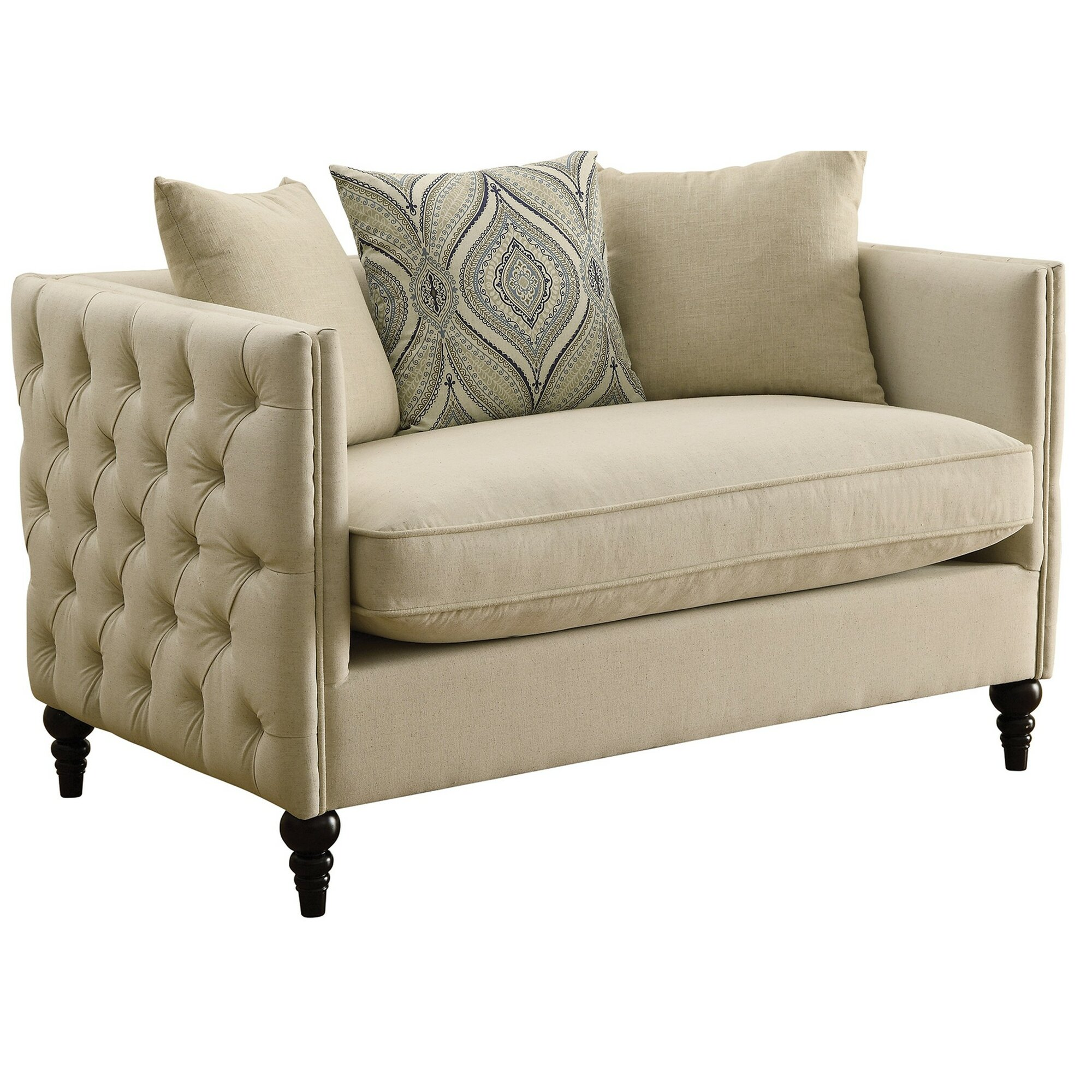 Infini Furnishings New Rochelle Sofa and Loveseat Set  : NewRochelleSofaandLoveseatSet from www.wayfair.com size 2000 x 2000 jpeg 454kB