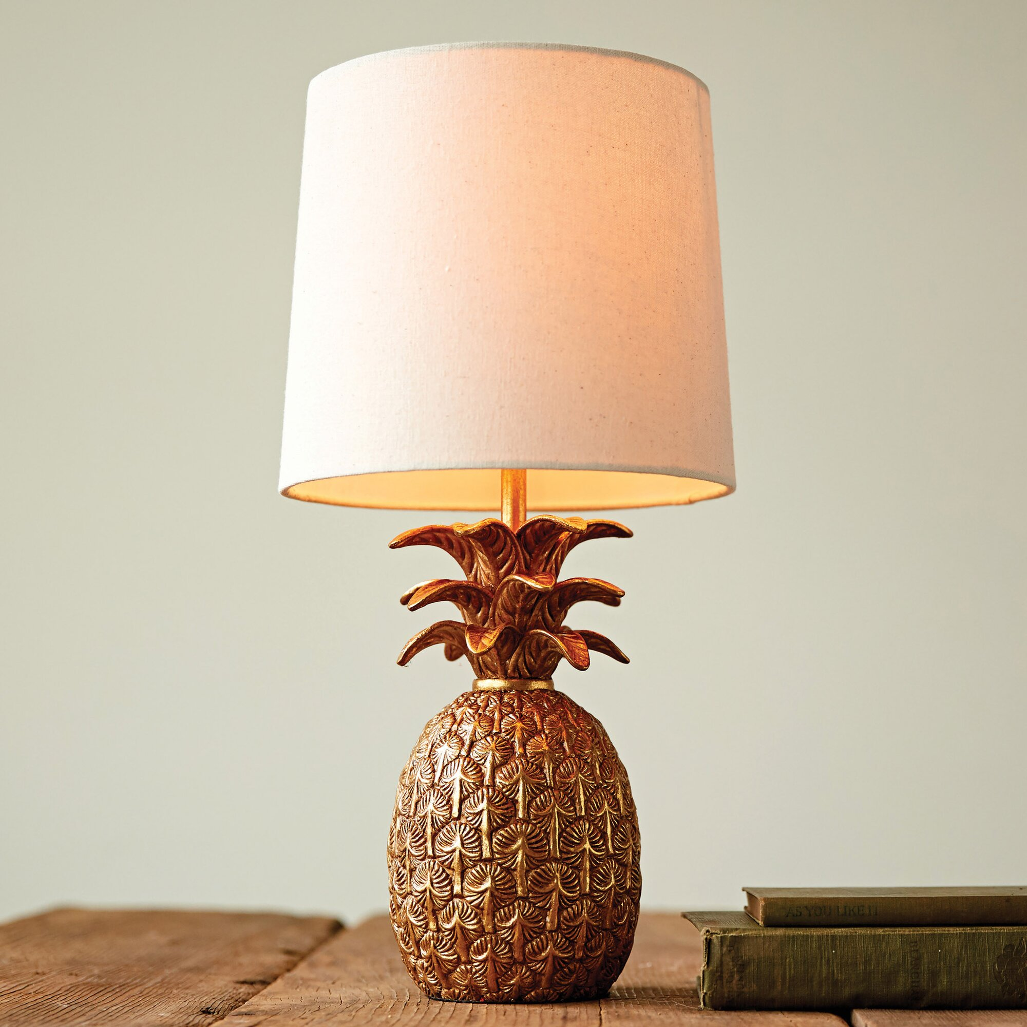 Creative co op lighting - Palm And Fauna 18 Table Lamp