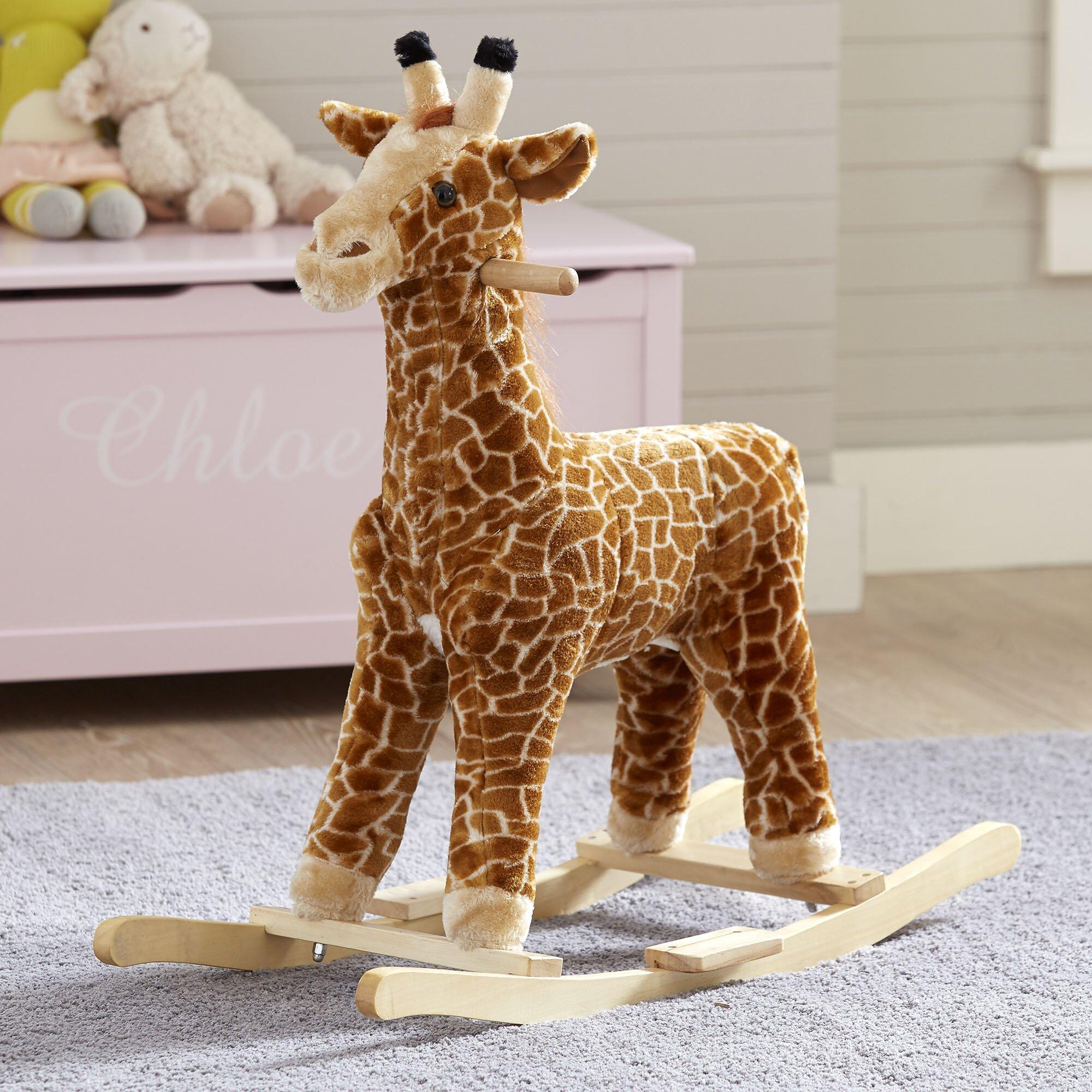 Birch Lane Kids™ Giraffe Rocker & Reviews