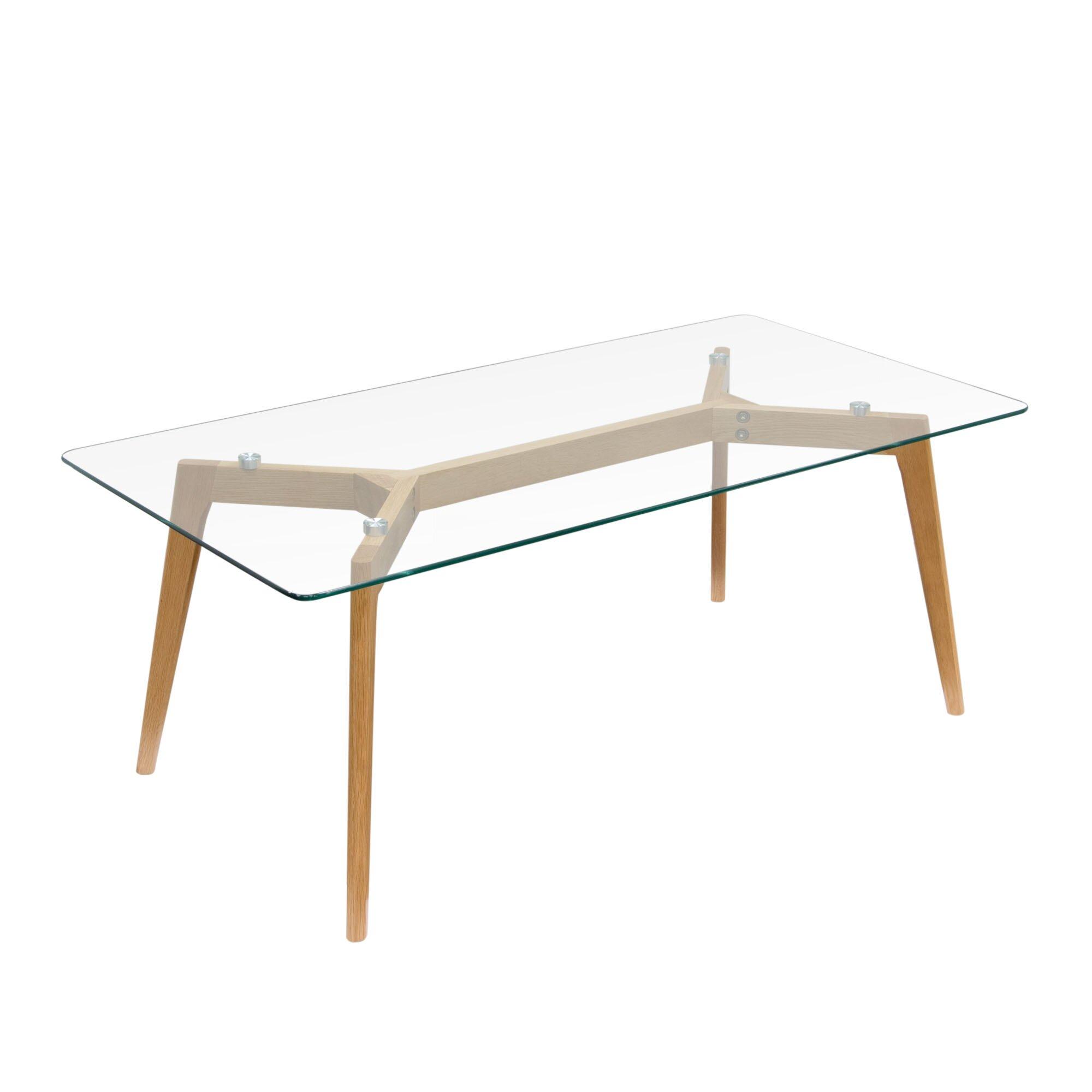 Diamond Sofa Monarch Dining Table & Reviews   Wayfair