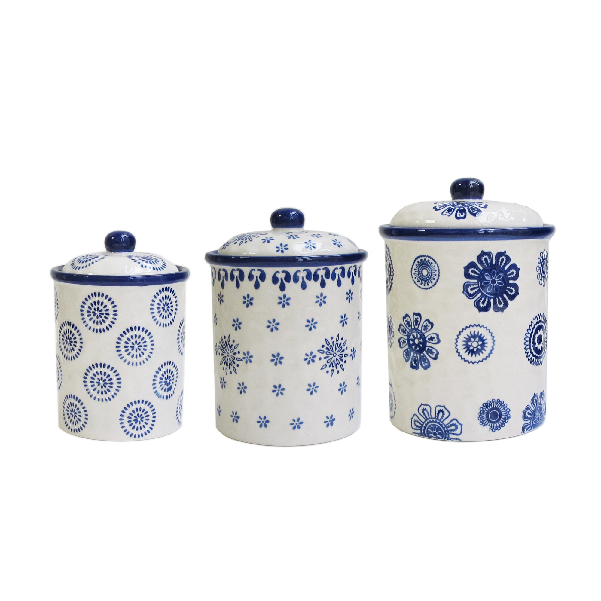 Cat Kitchen Canister Set