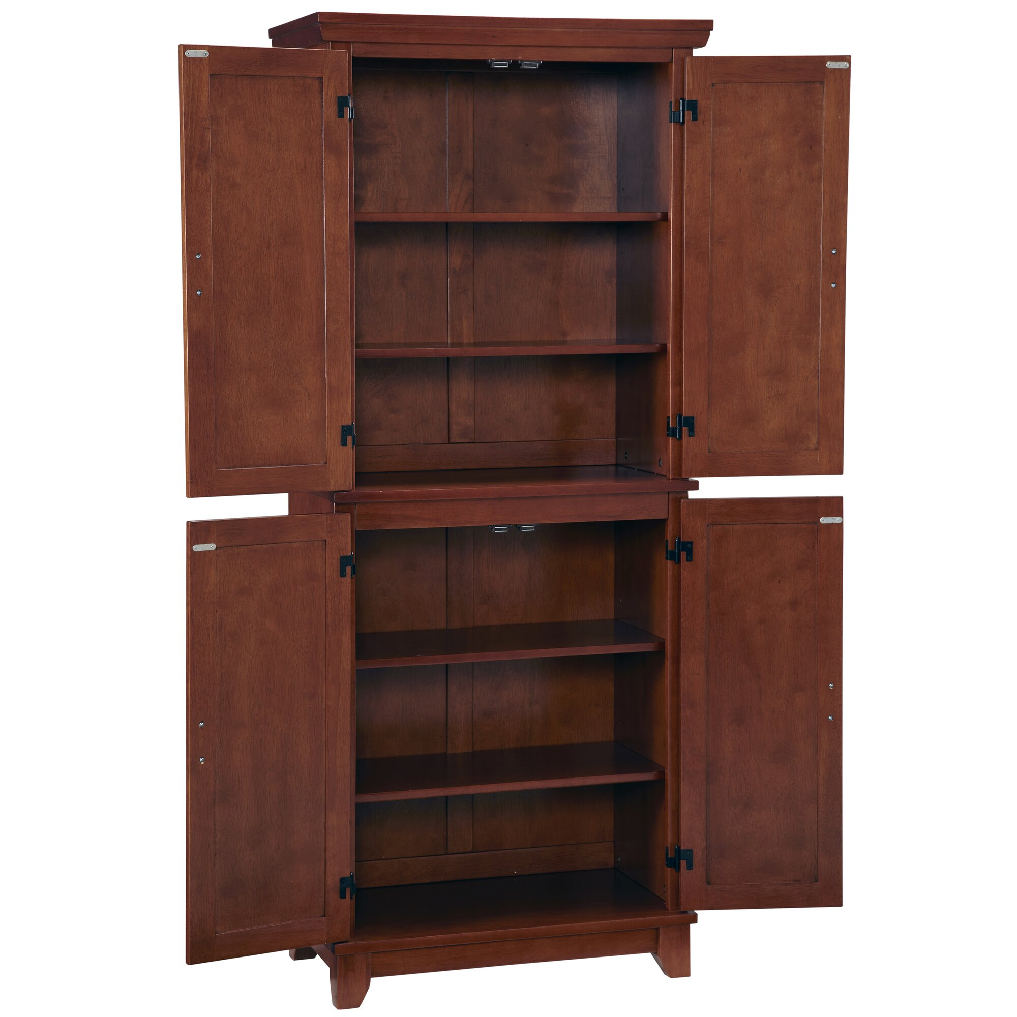 kitchen pantry cabinet for sale alcott hill lakeview kitchen pantry amp reviews wayfair 8373
