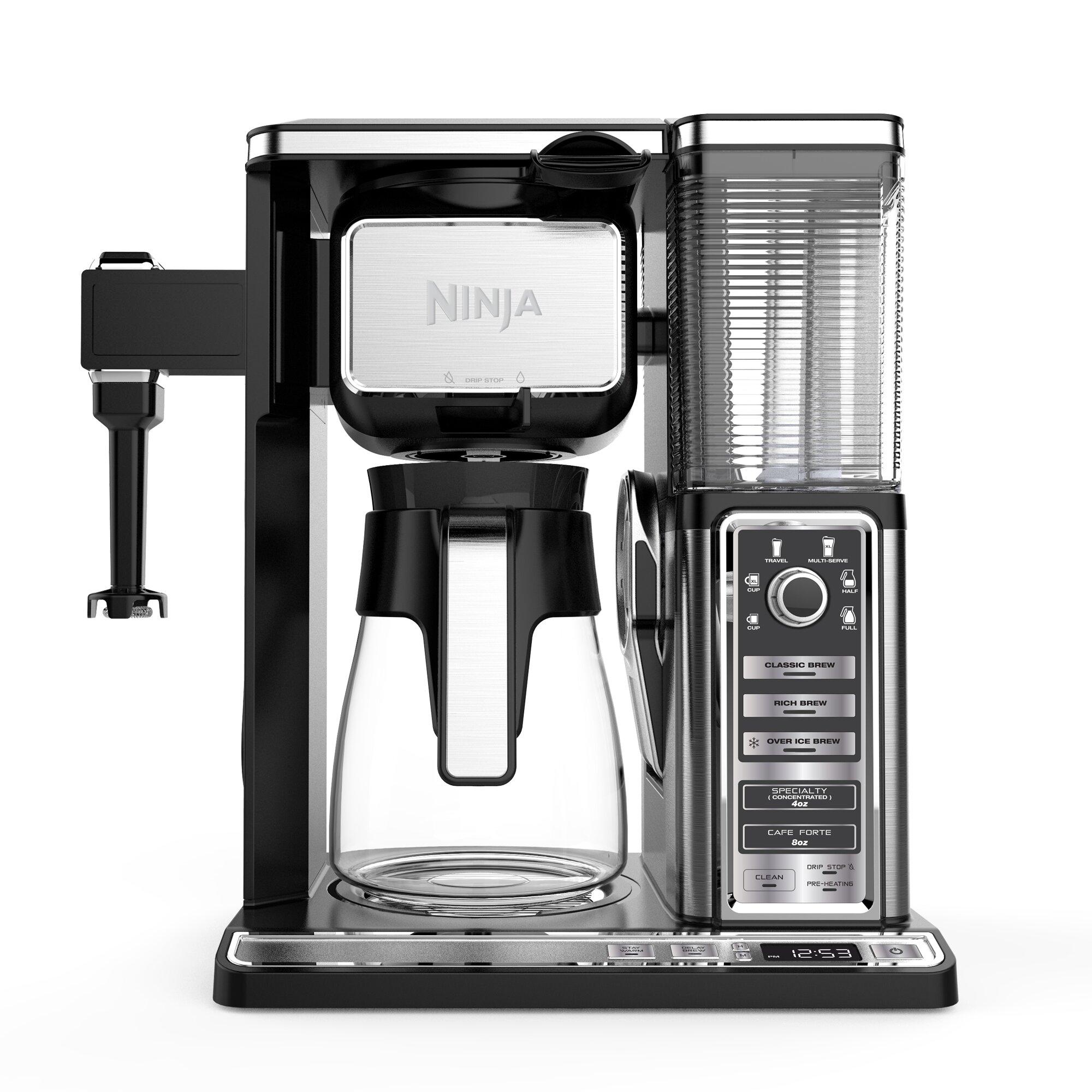 Ninja Star Coffee Maker : Ninja Ninja Coffee Bar Coffee Maker & Reviews Wayfair