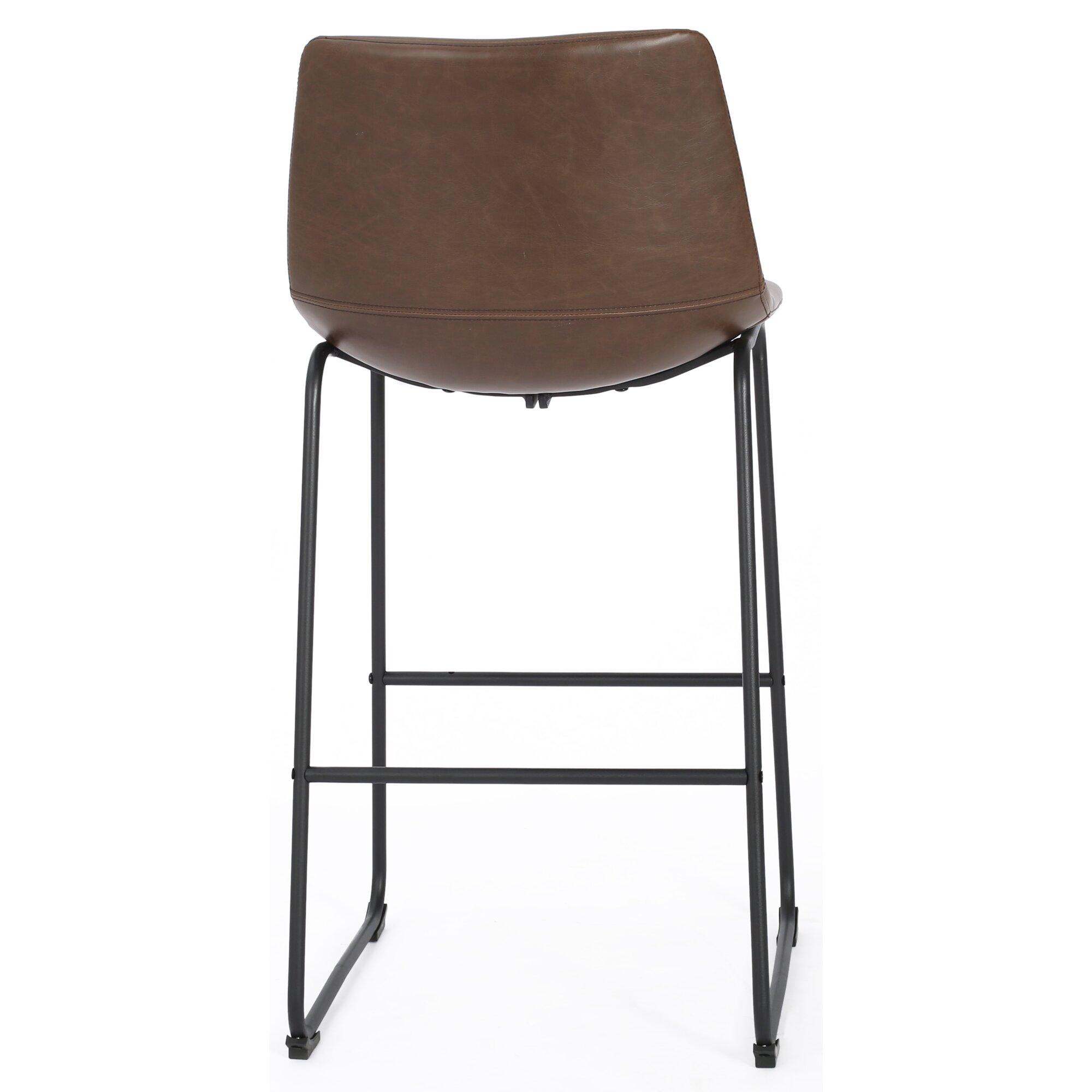 Home Loft Concepts 24 Quot Bar Stool Amp Reviews Wayfair Ca