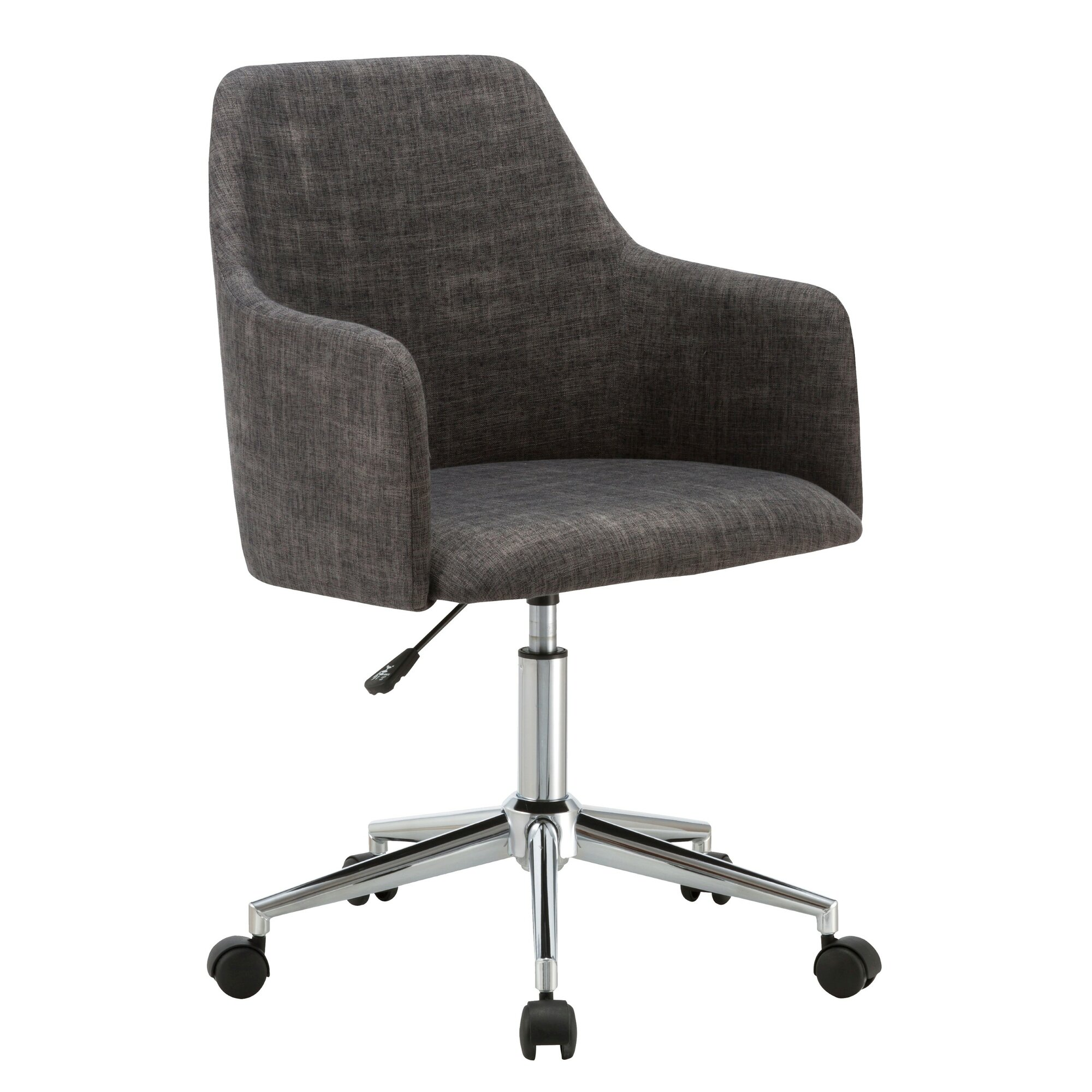 Duncan Mid Back Desk Chair Amp Reviews Birch Lane