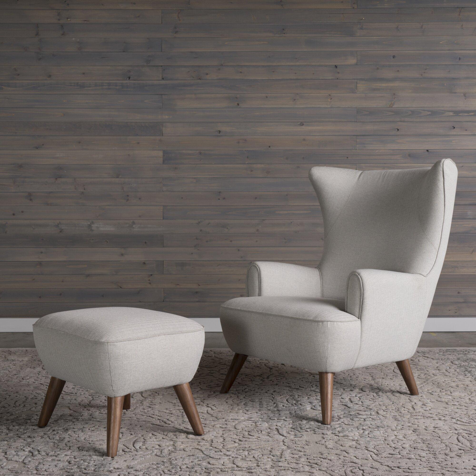 shelburne 5 piece living room set with high back chair - High Back Chairs For Living Room