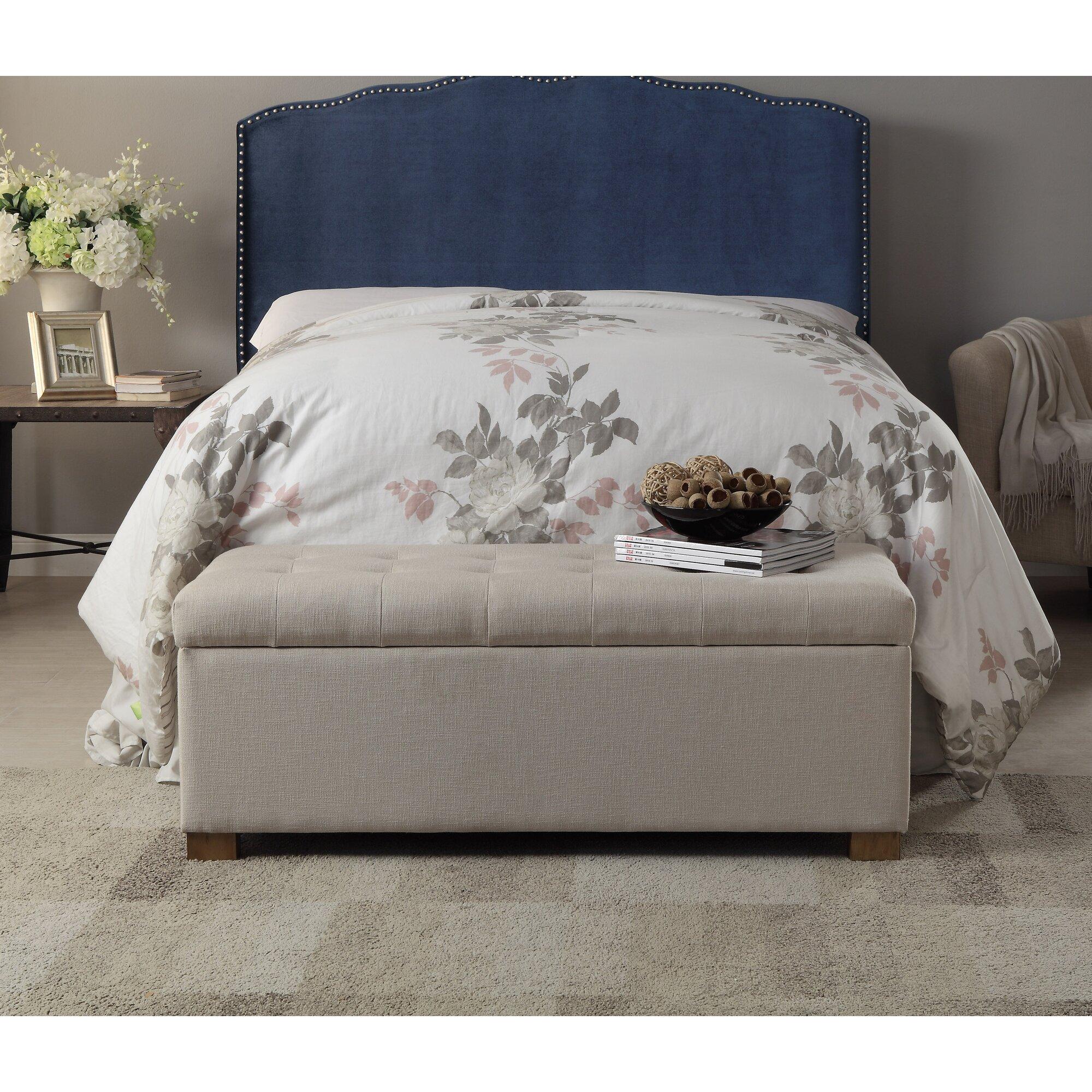 andover mills ravenwood wood storage bedroom bench reviews wayfair. Black Bedroom Furniture Sets. Home Design Ideas