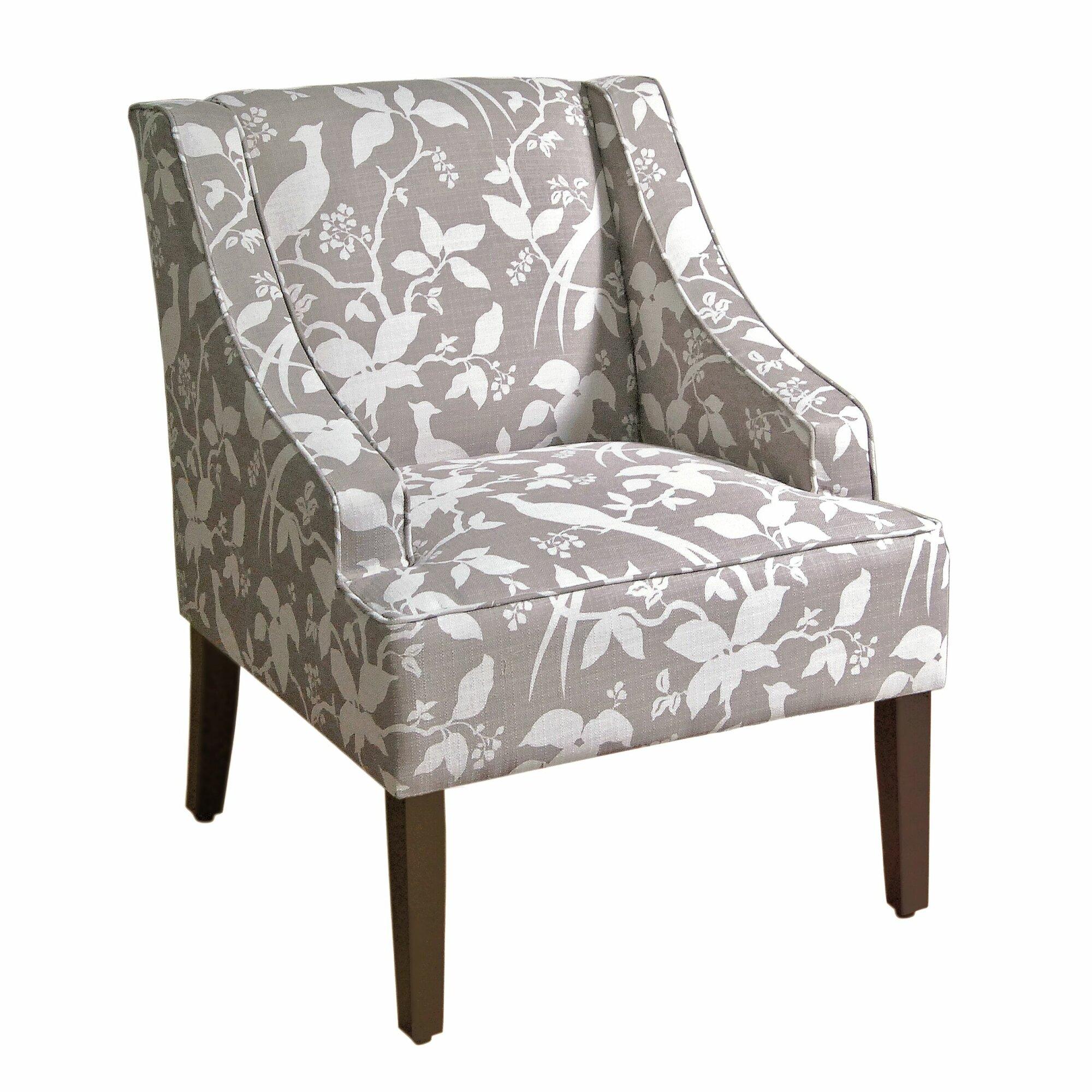 Laurel foundry modern farmhouse annette accent armchair - Laurel foundry modern farmhouse bedroom ...