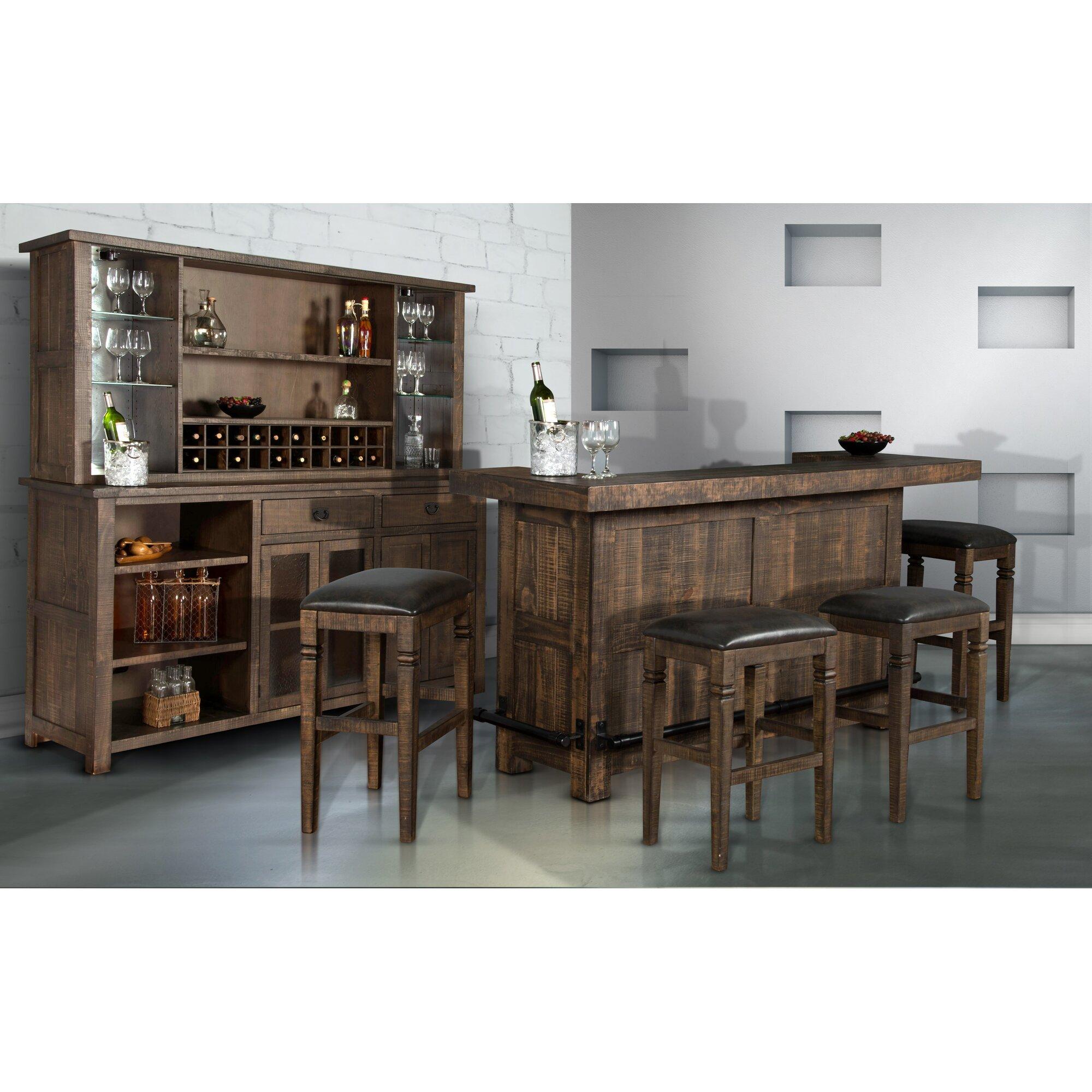 Laurel foundry modern farmhouse callie bar reviews wayfair - Laurel foundry modern farmhouse bedroom ...