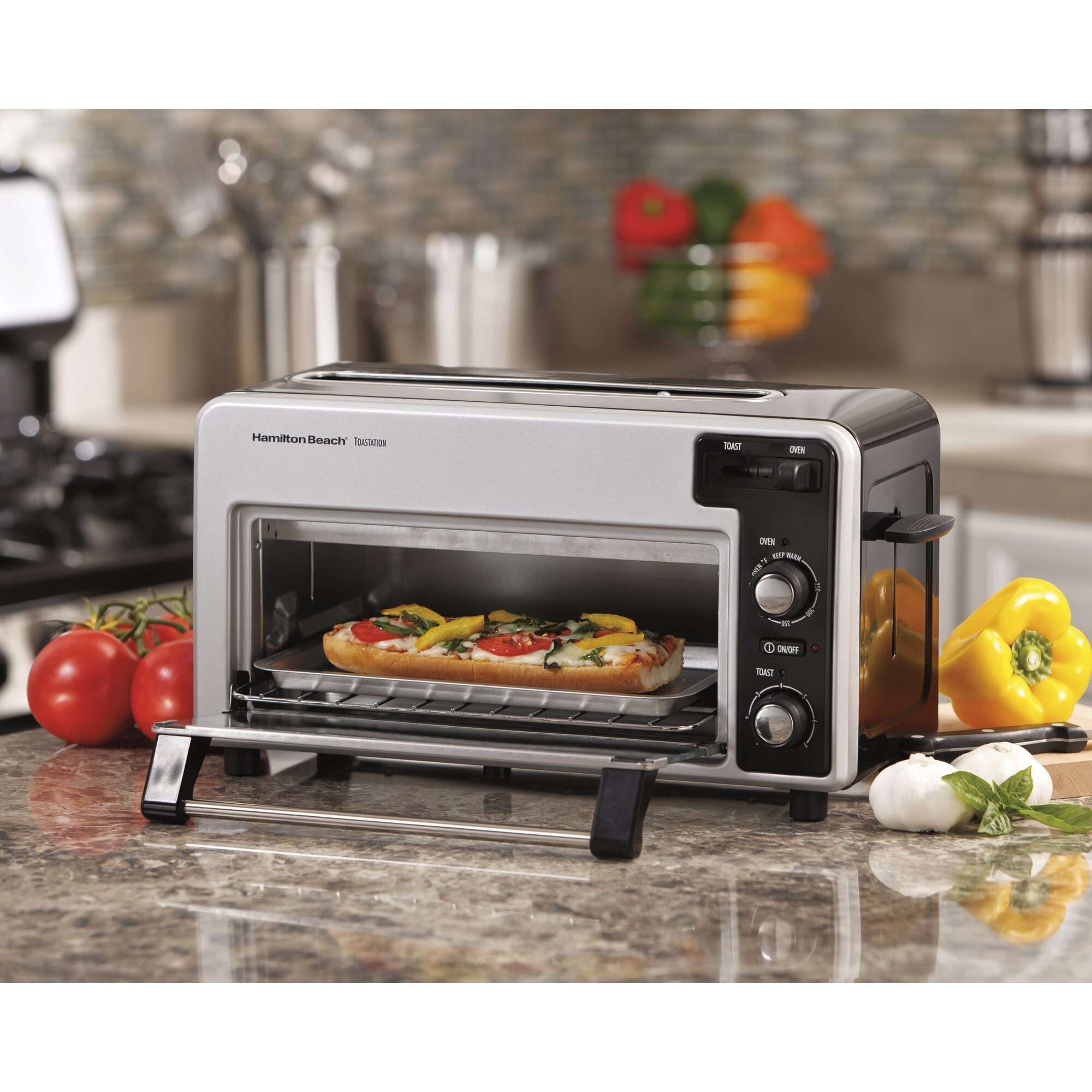 Toastationbination Toaster & Toaster Oven How To Make