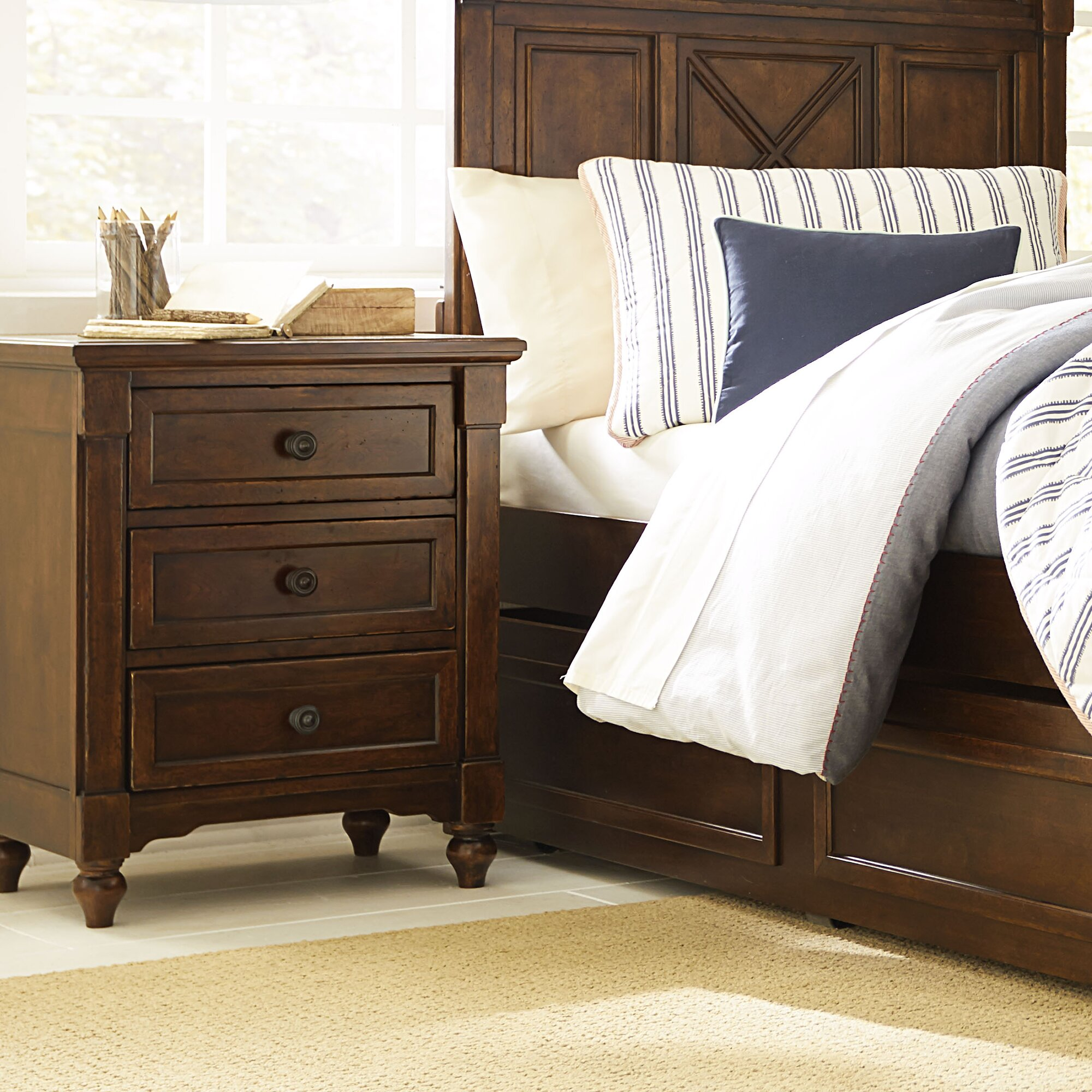 Lc kids big sur by wendy bellissimo twin panel for Big w bedroom furniture