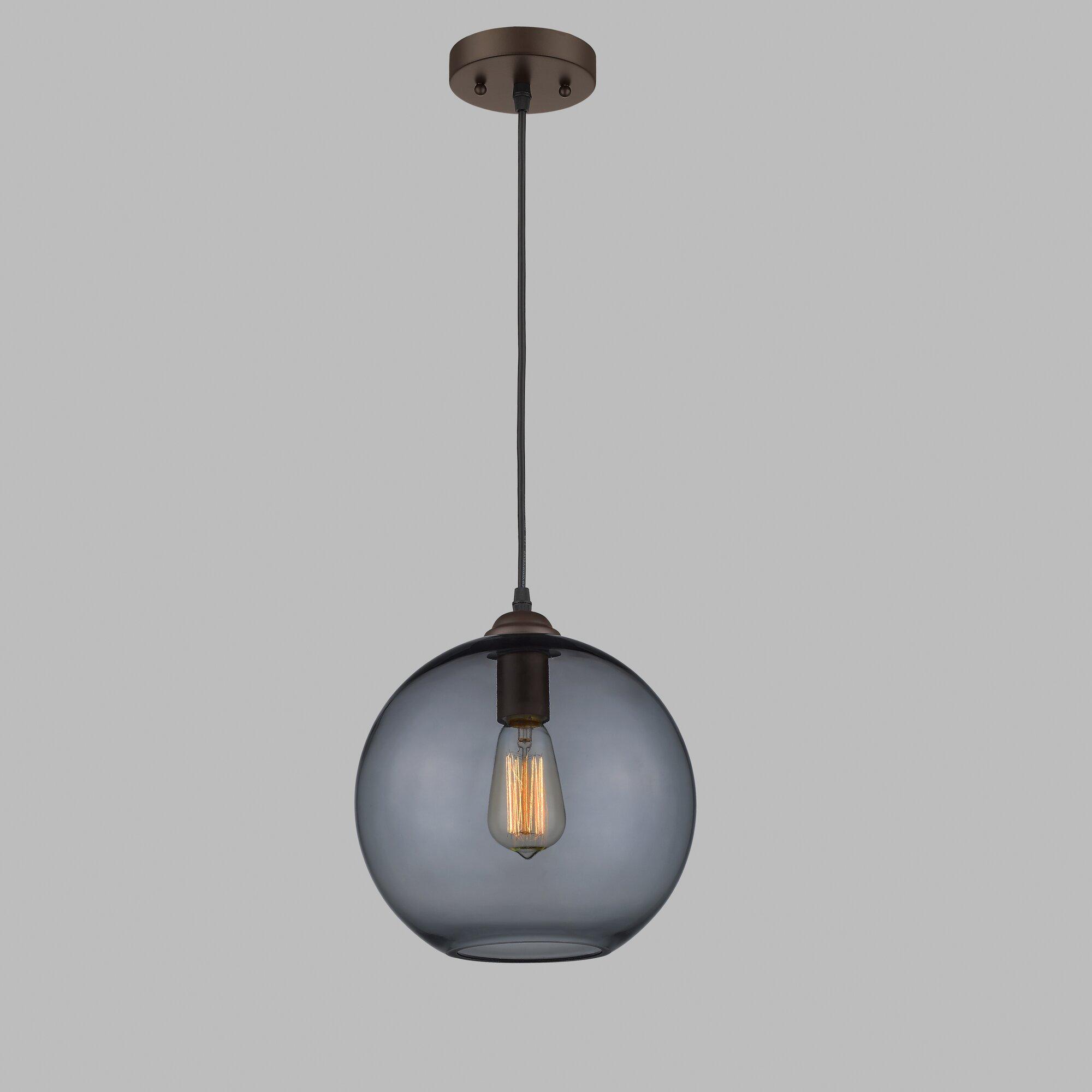 Laurel Foundry Modern Farmhouse™ Bouvet 1-Light Globe Mini