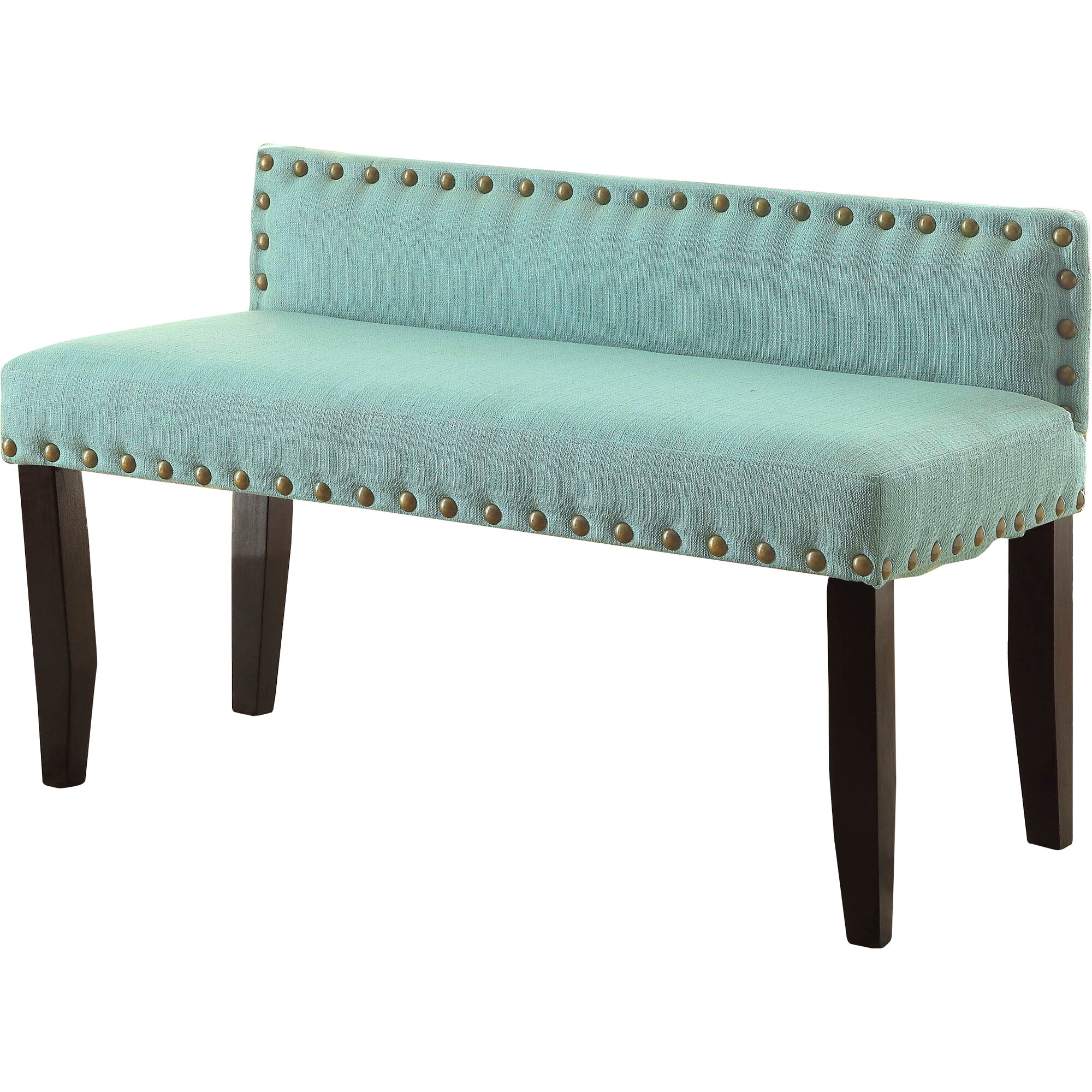 Faiths Upholstered Bedroom Bench & Reviews