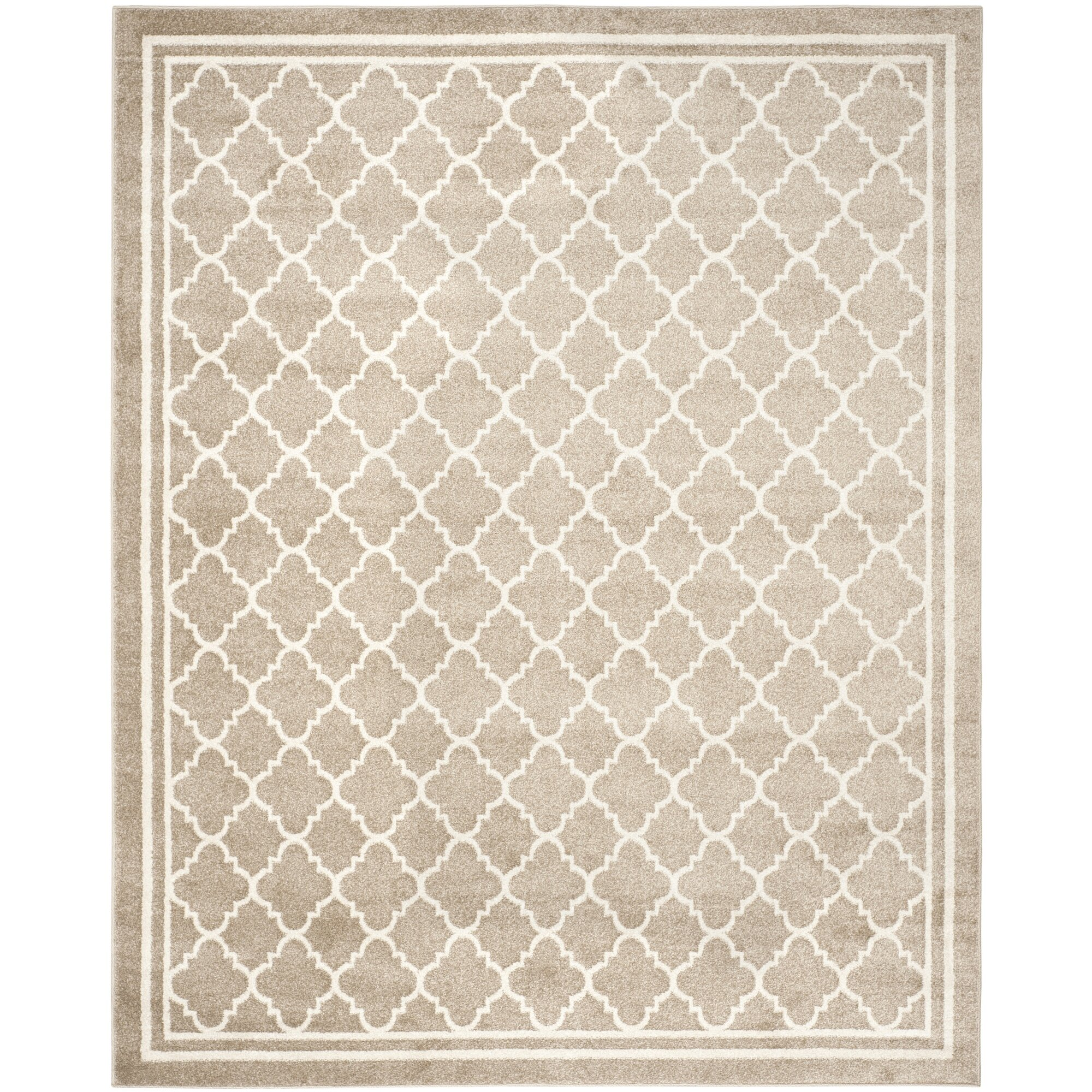 House Of Hampton Levon White Beige Area Rug Amp Reviews