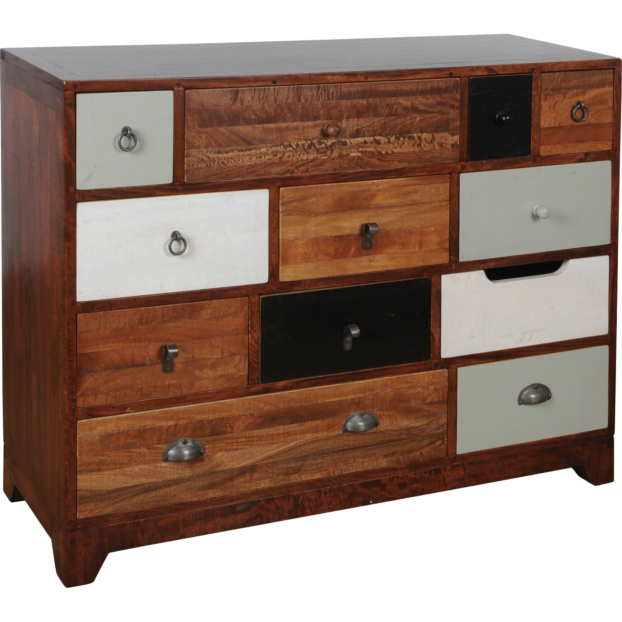 Borough wharf allegheny drawer chest of drawers