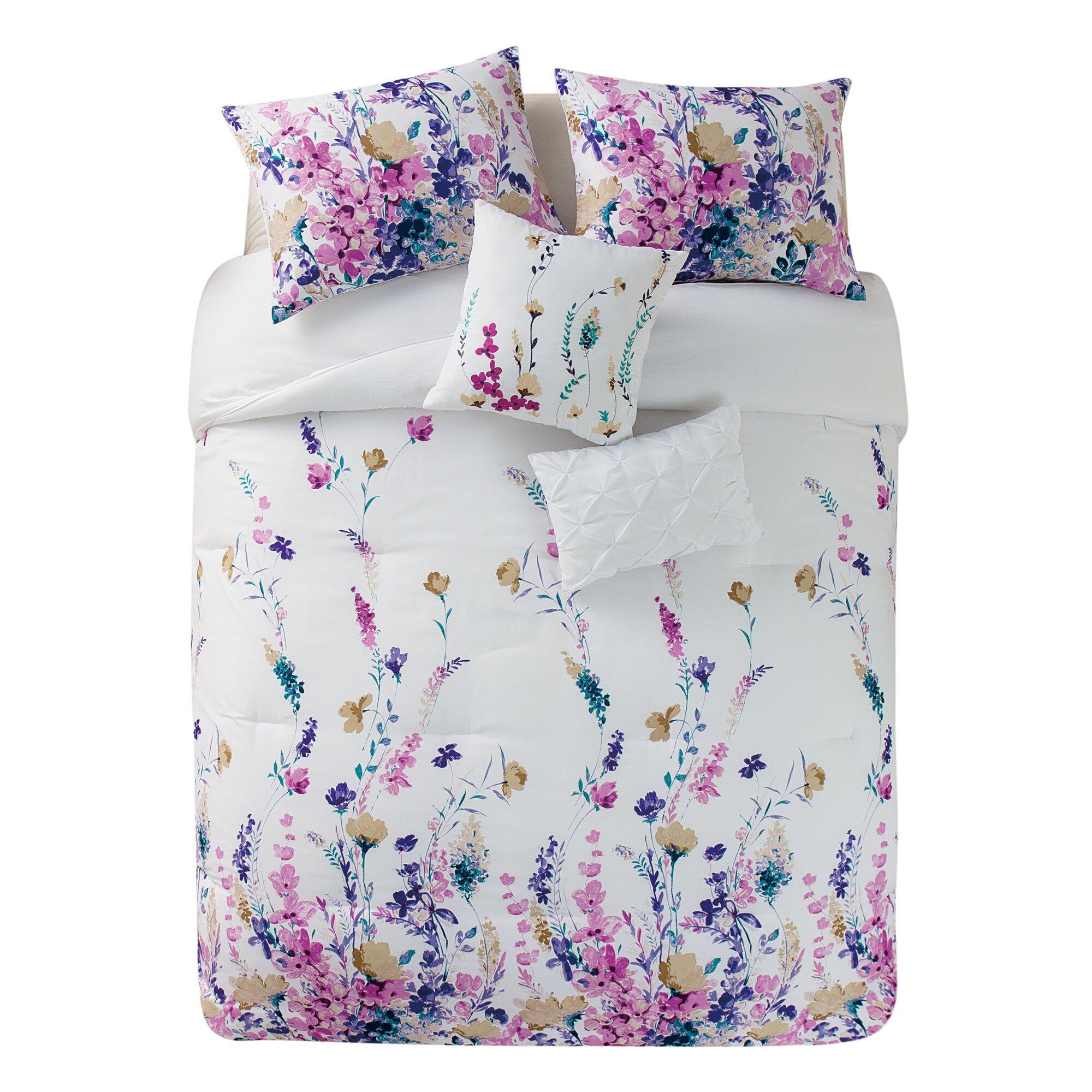 House of hampton pressly comforter set reviews wayfair for House of hampton bedding