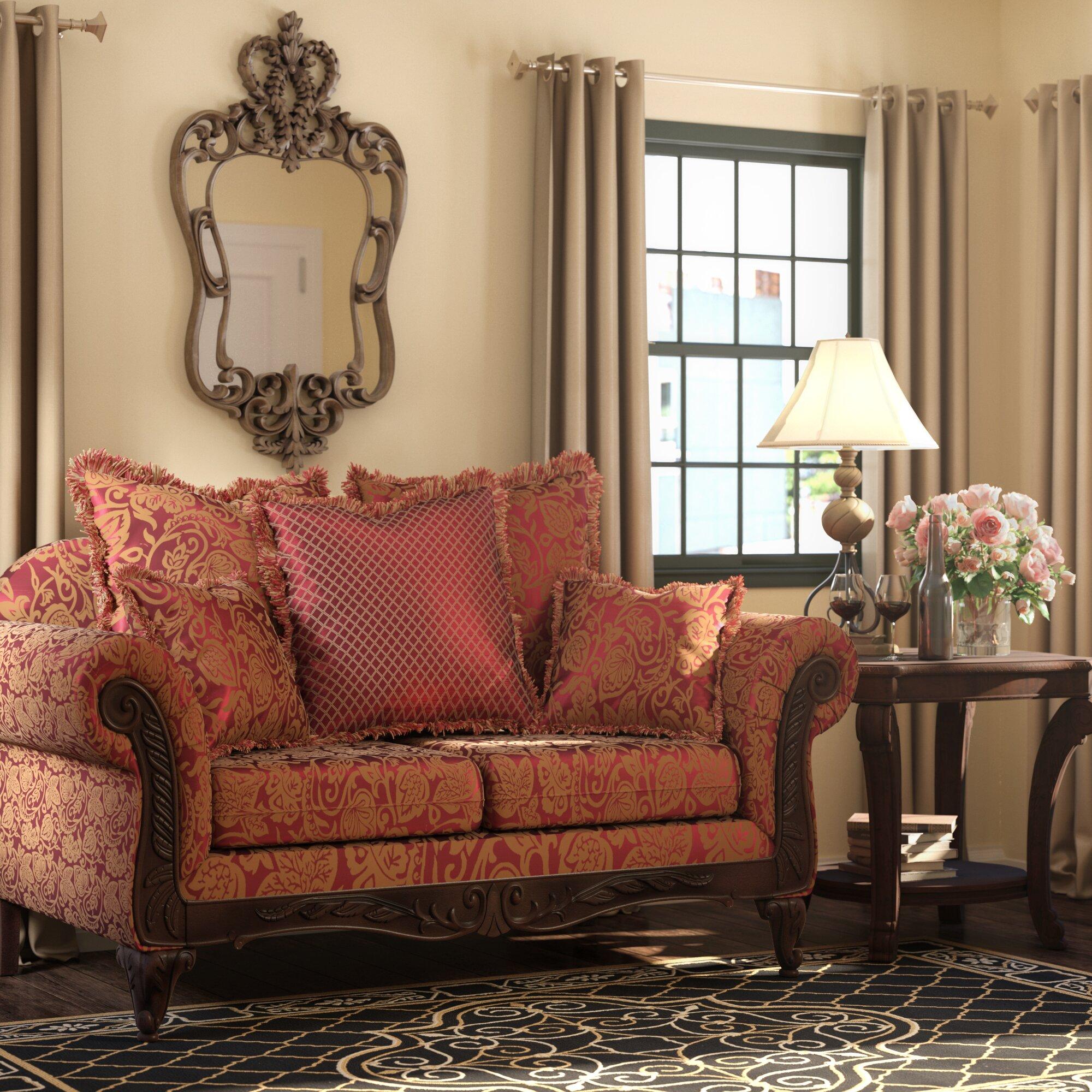 Astoria Grand Serta Upholstery Belmond Living Room Collection