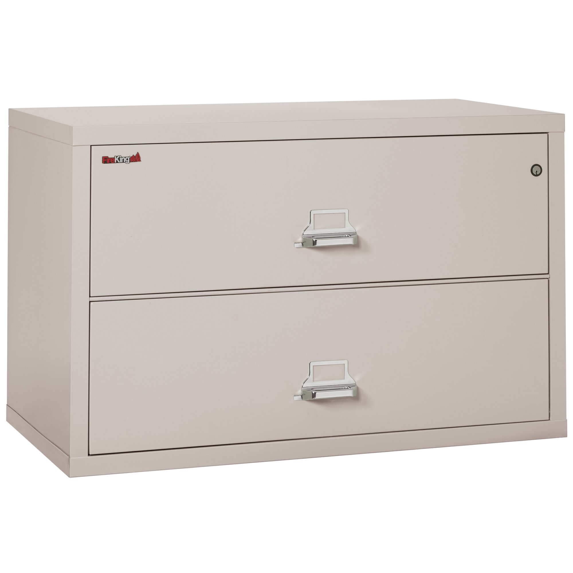 FireKing Fireproof 2-Drawer Lateral File Cabinet & Reviews
