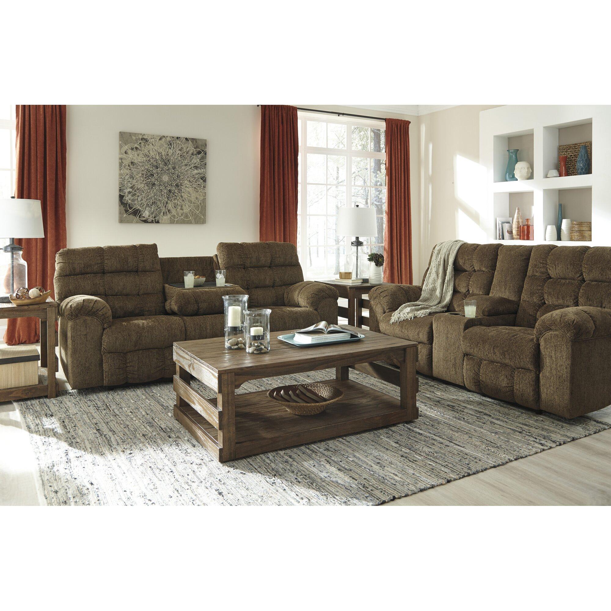Loon peak atayurt living room set reviews for Wg r living room sets