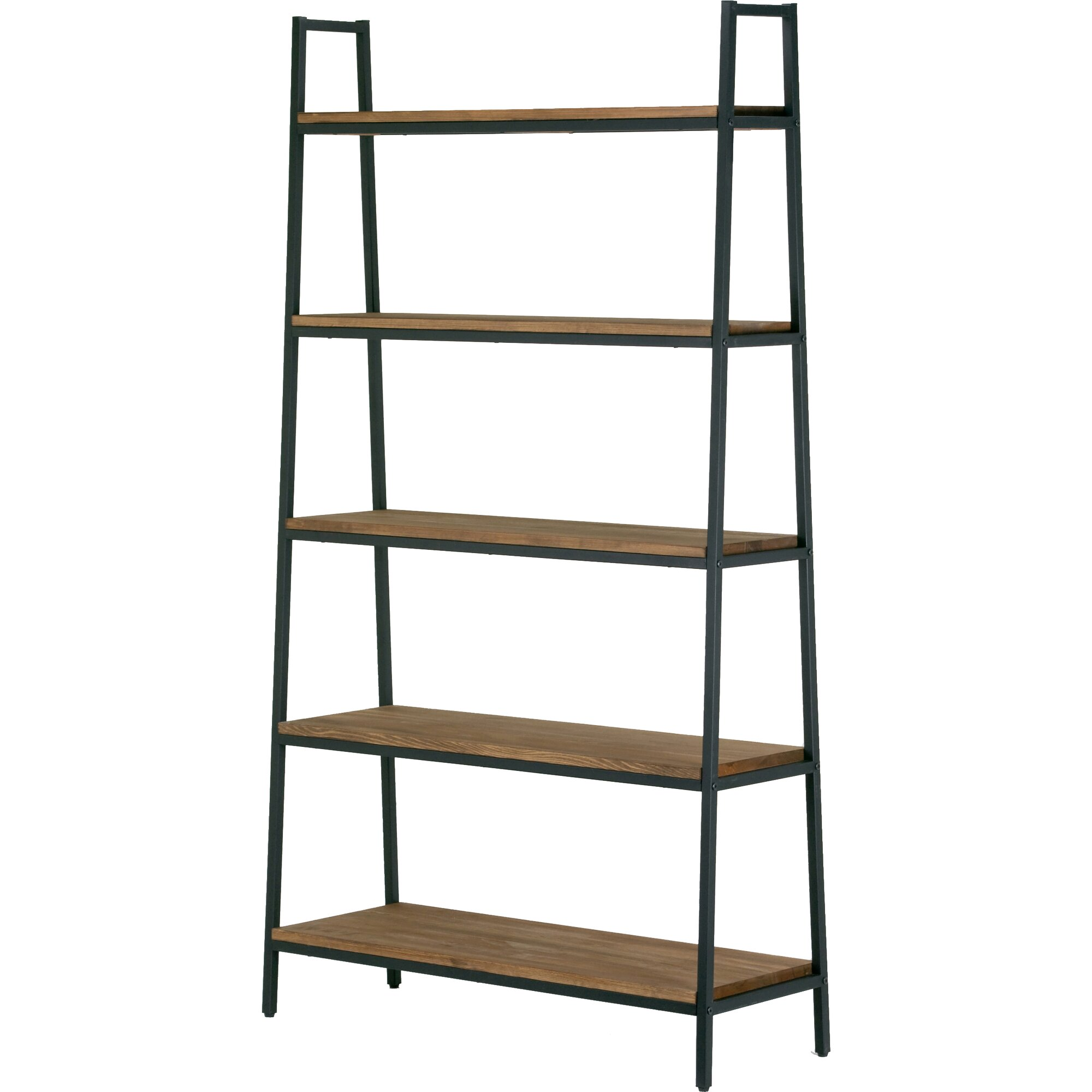 Glamour home decor ailis 72 etagere bookcase reviews for Home decor 72