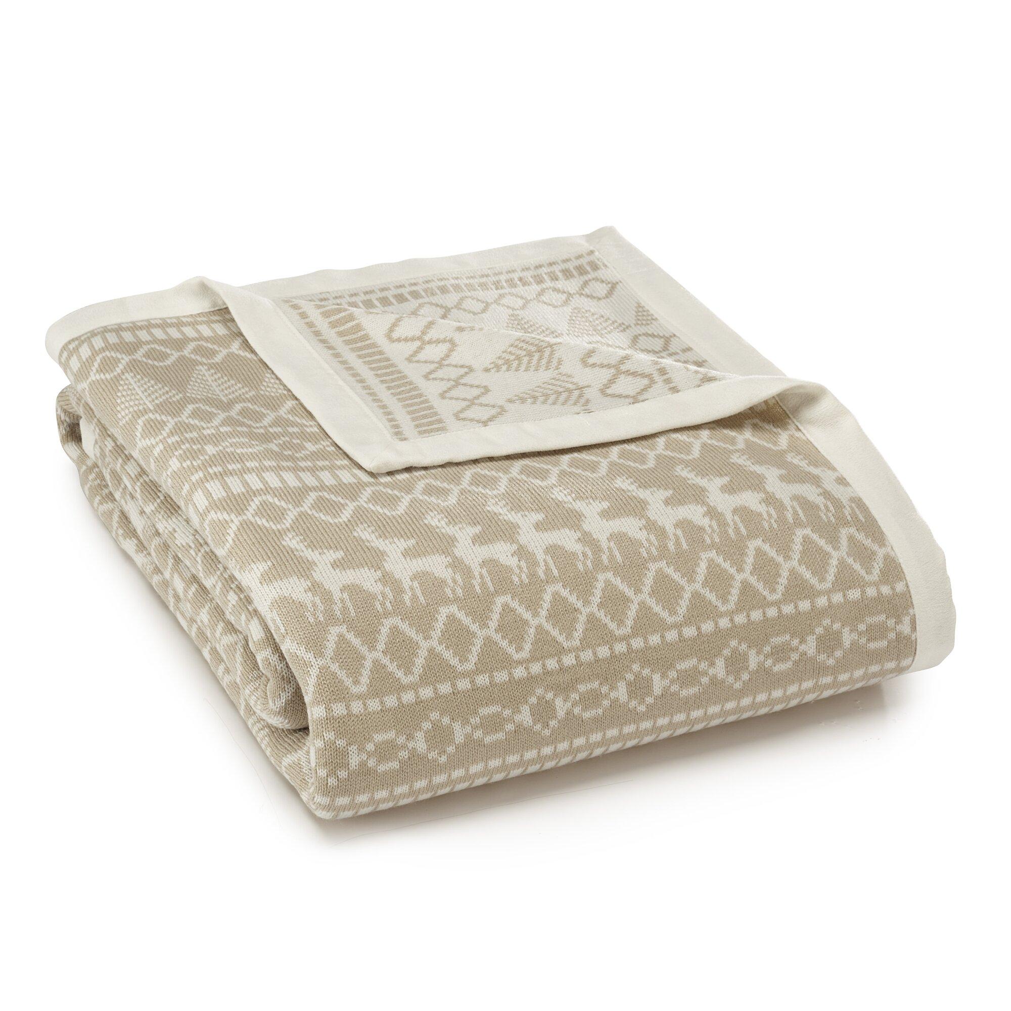 eddie bauer burgundy cream itm plaid blanket navy bed plush brown full bedding queen ultrasoft