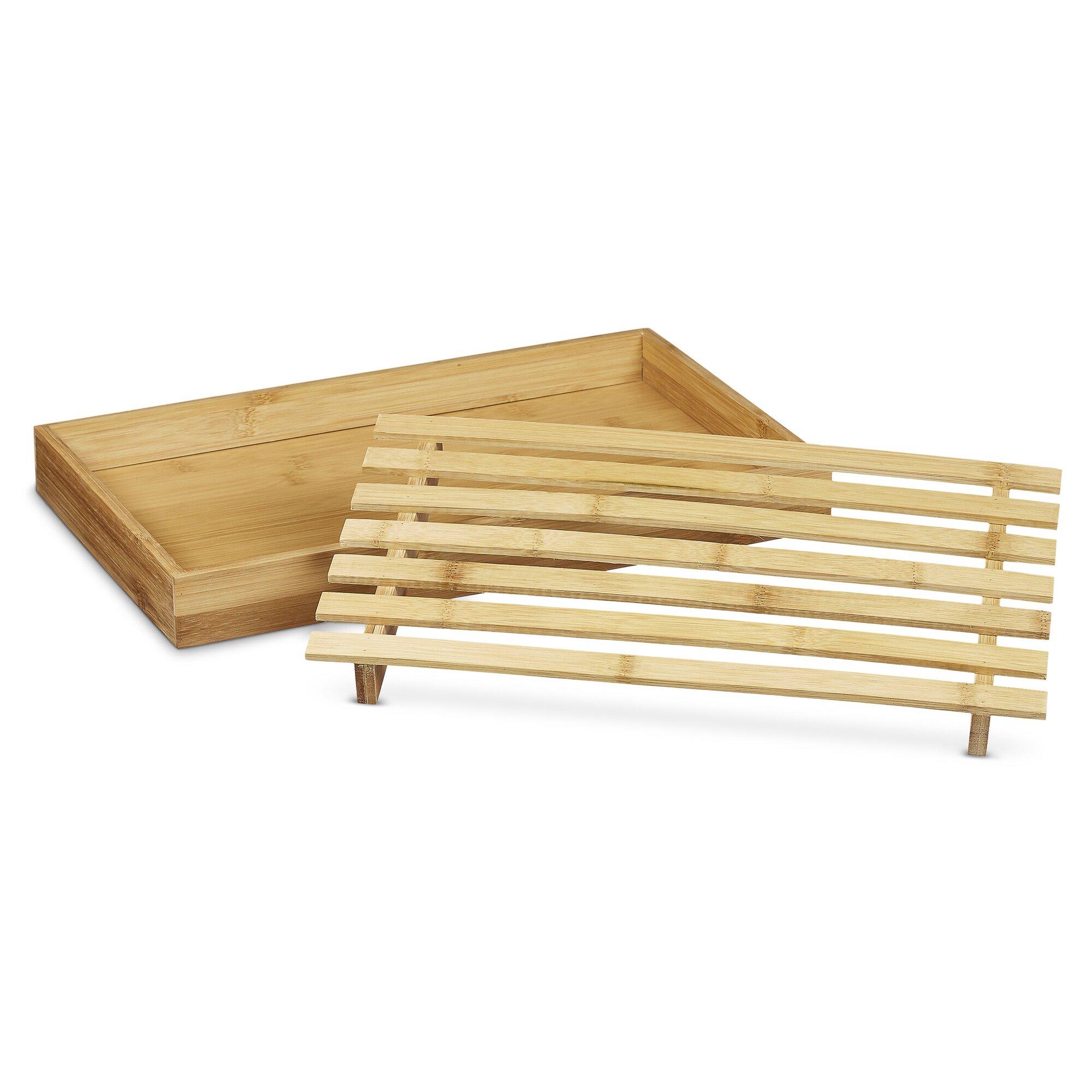relaxdays schneidebrett aus bambus. Black Bedroom Furniture Sets. Home Design Ideas