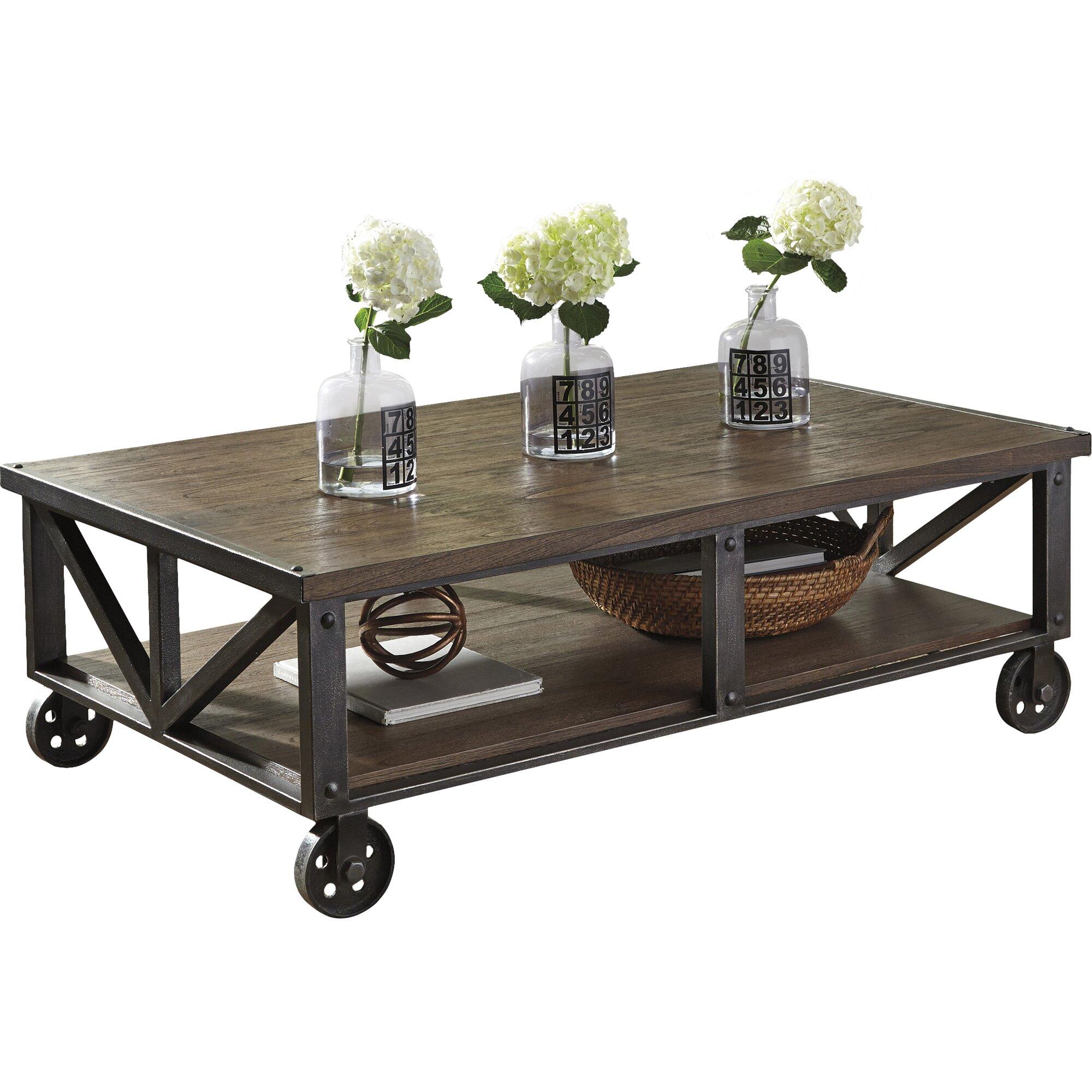 Trent Austin Design Laguna Coffee Table Reviews: Trent Austin Design Bynum Coffee Table & Reviews