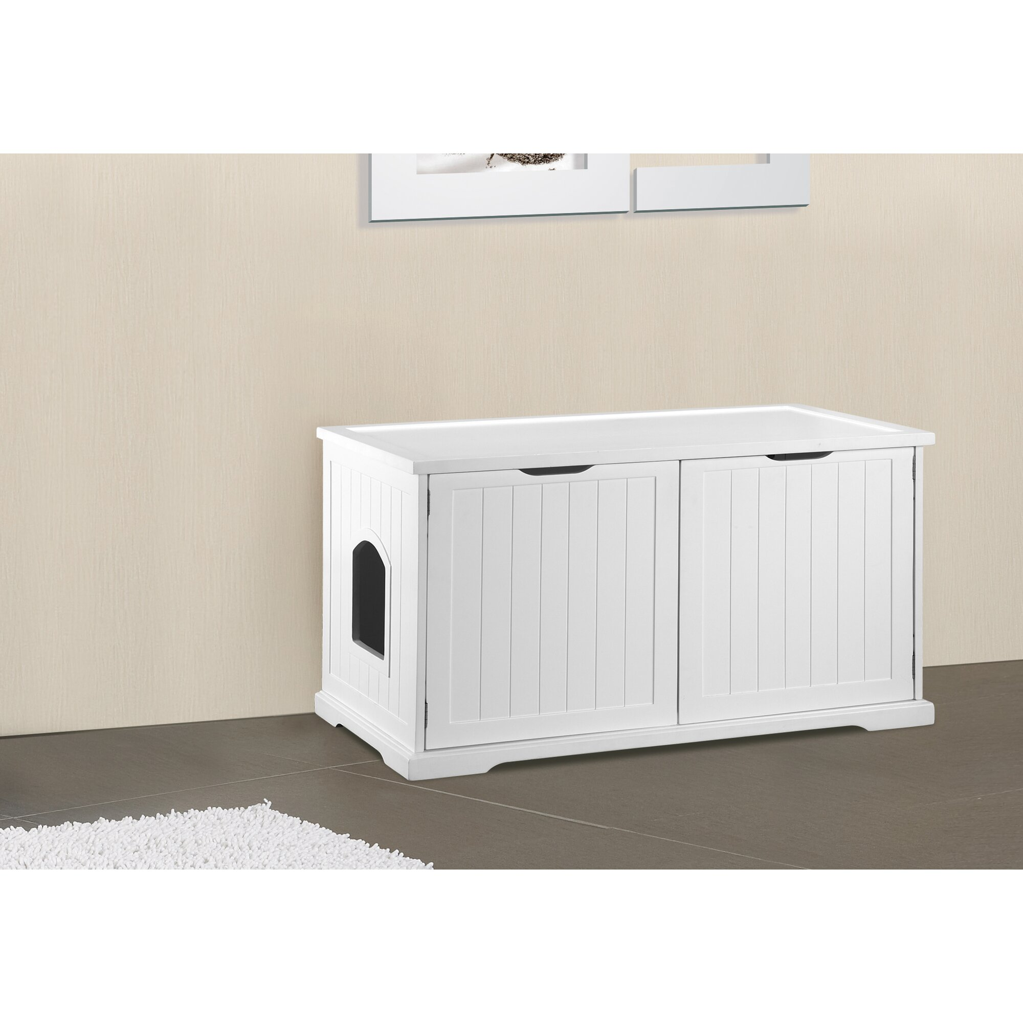 QUICK VIEW  Kitty Litter Box. Litter Boxes   Enclosures