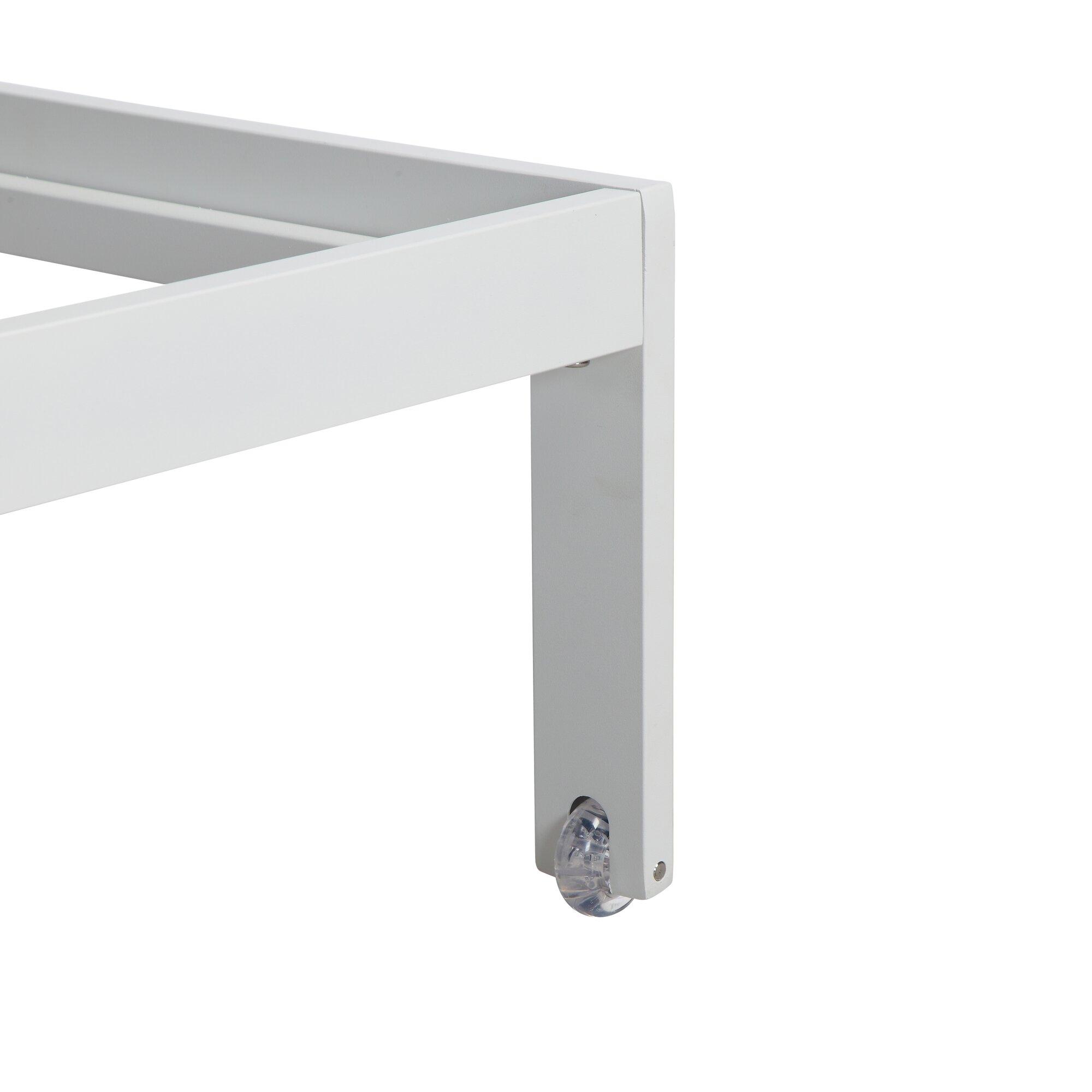 Belterra aluminum frame chaise lounge reviews birch lane for Aluminum frame chaise lounge