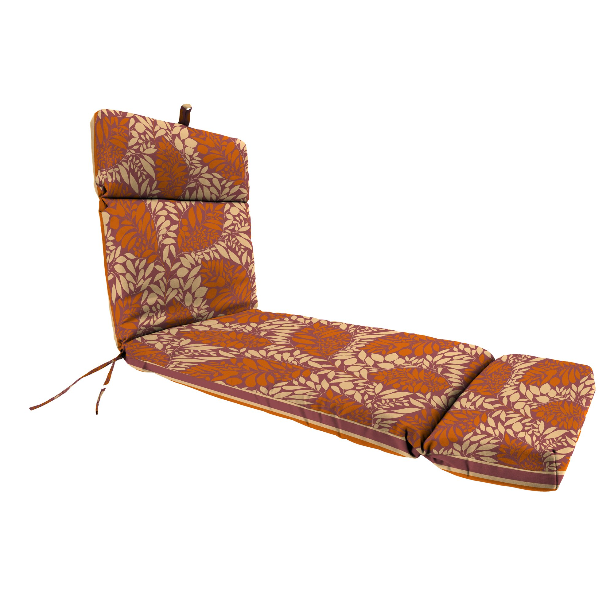 Brooke Outdoor Chaise Lounge Cushion & Reviews