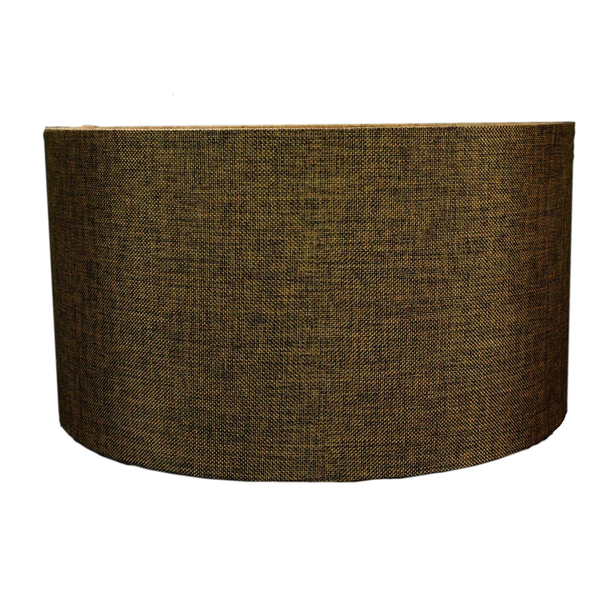 latitude run 18 fabrics drum lamp shade reviews wayfair. Black Bedroom Furniture Sets. Home Design Ideas