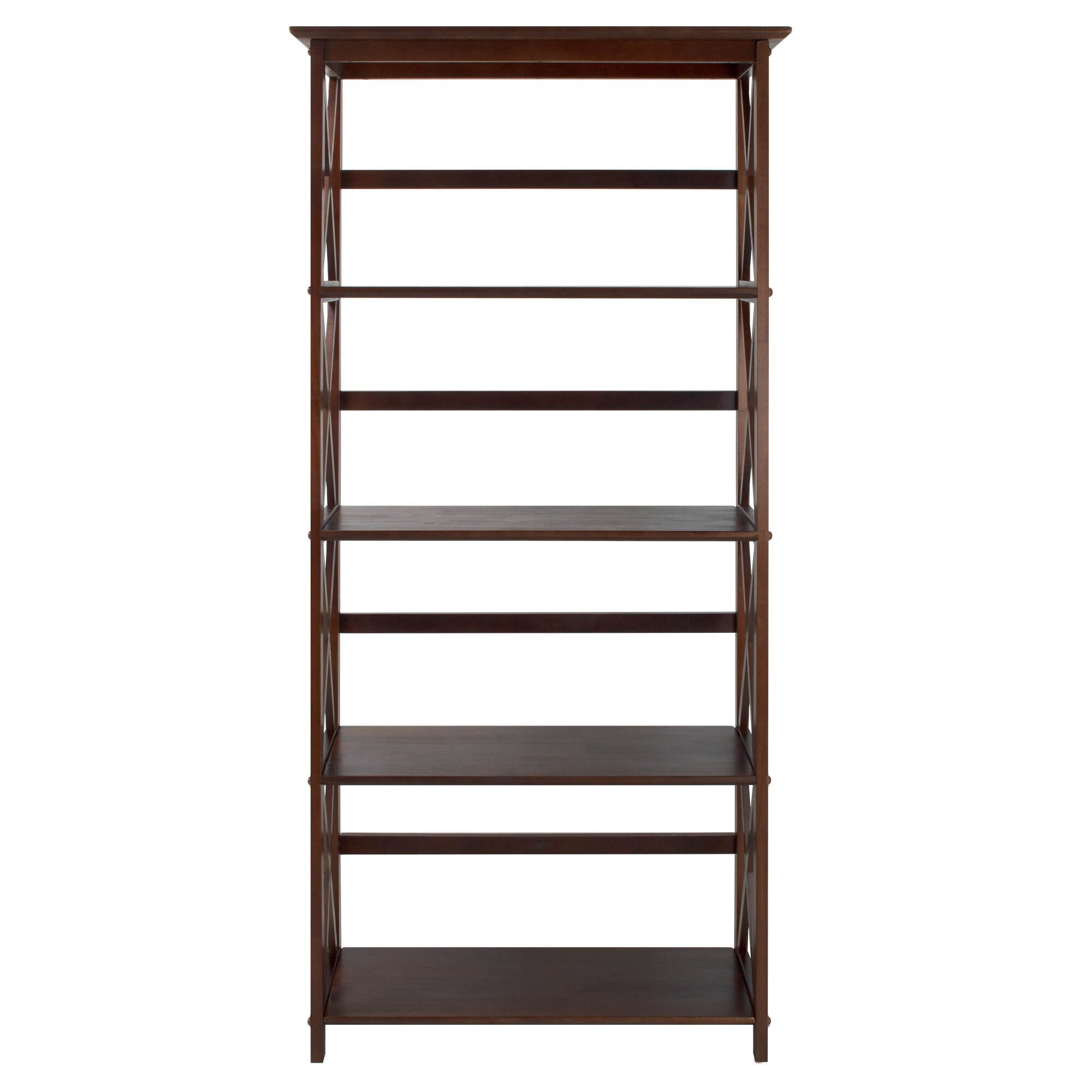 three posts northumberland 63 etagere bookcase reviews. Black Bedroom Furniture Sets. Home Design Ideas