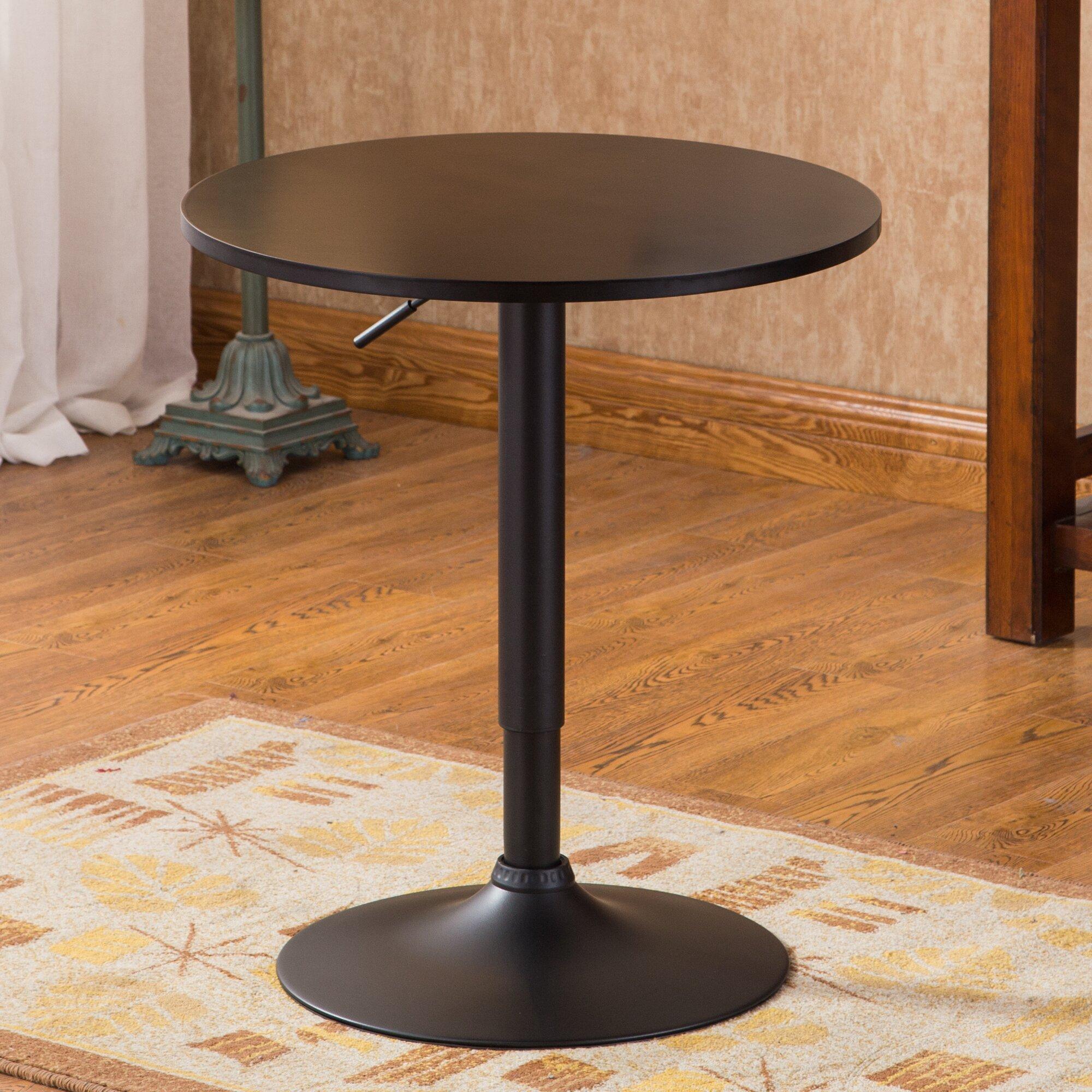 Trent austin design yoder pub table reviews for Cie publication 85 table 2