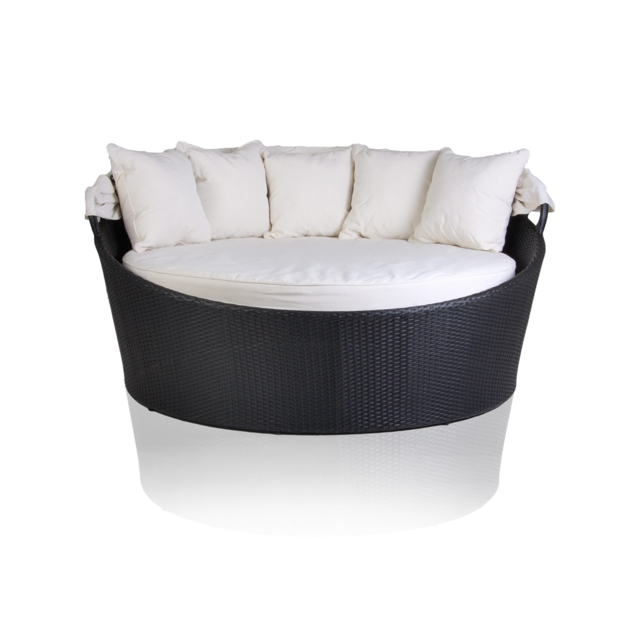 UrbanMod Outdoor Daybed with Cushion & Reviews